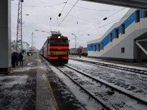поезд Киров