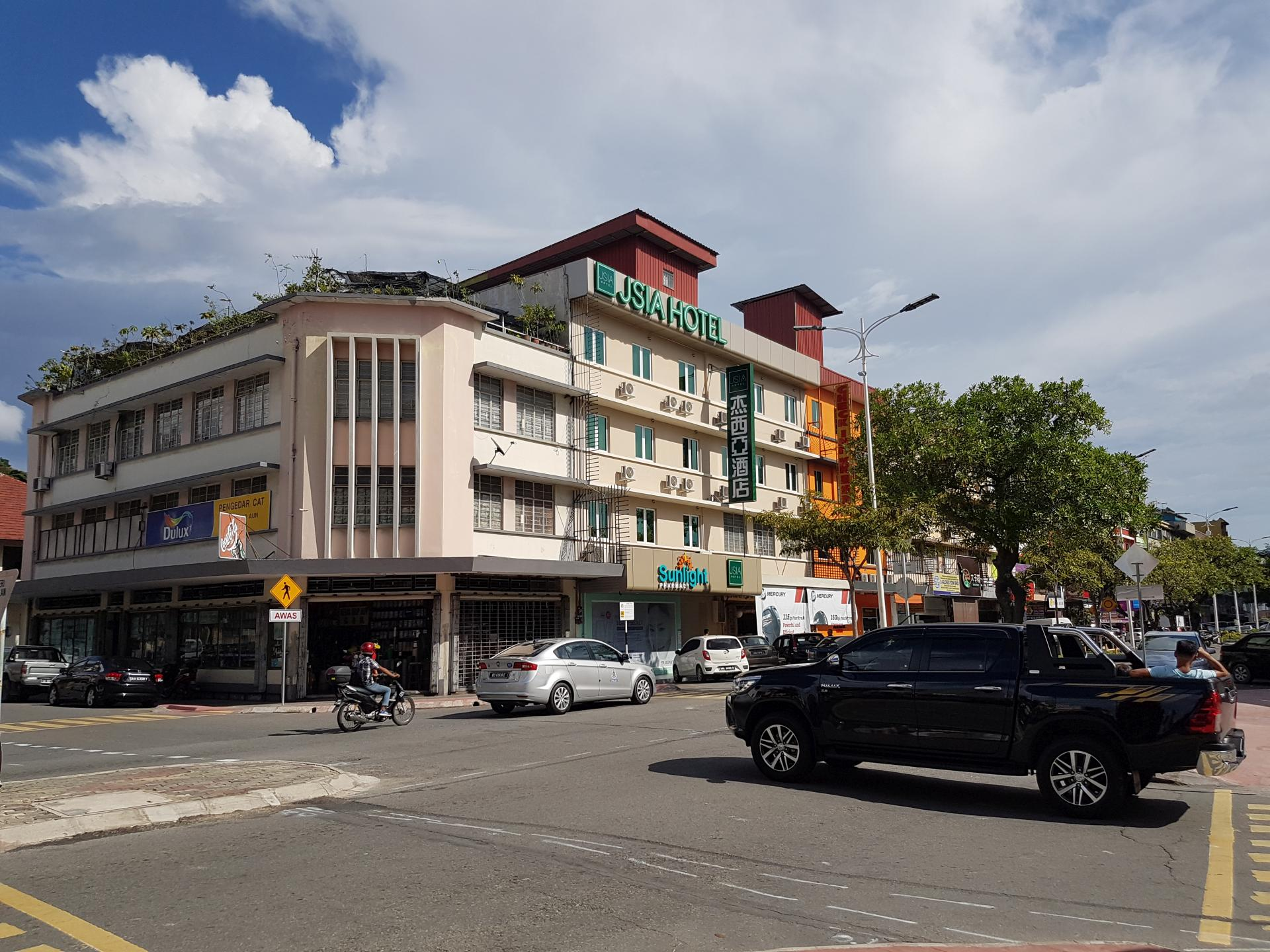 JSIA Hotel Кота Кинабалу