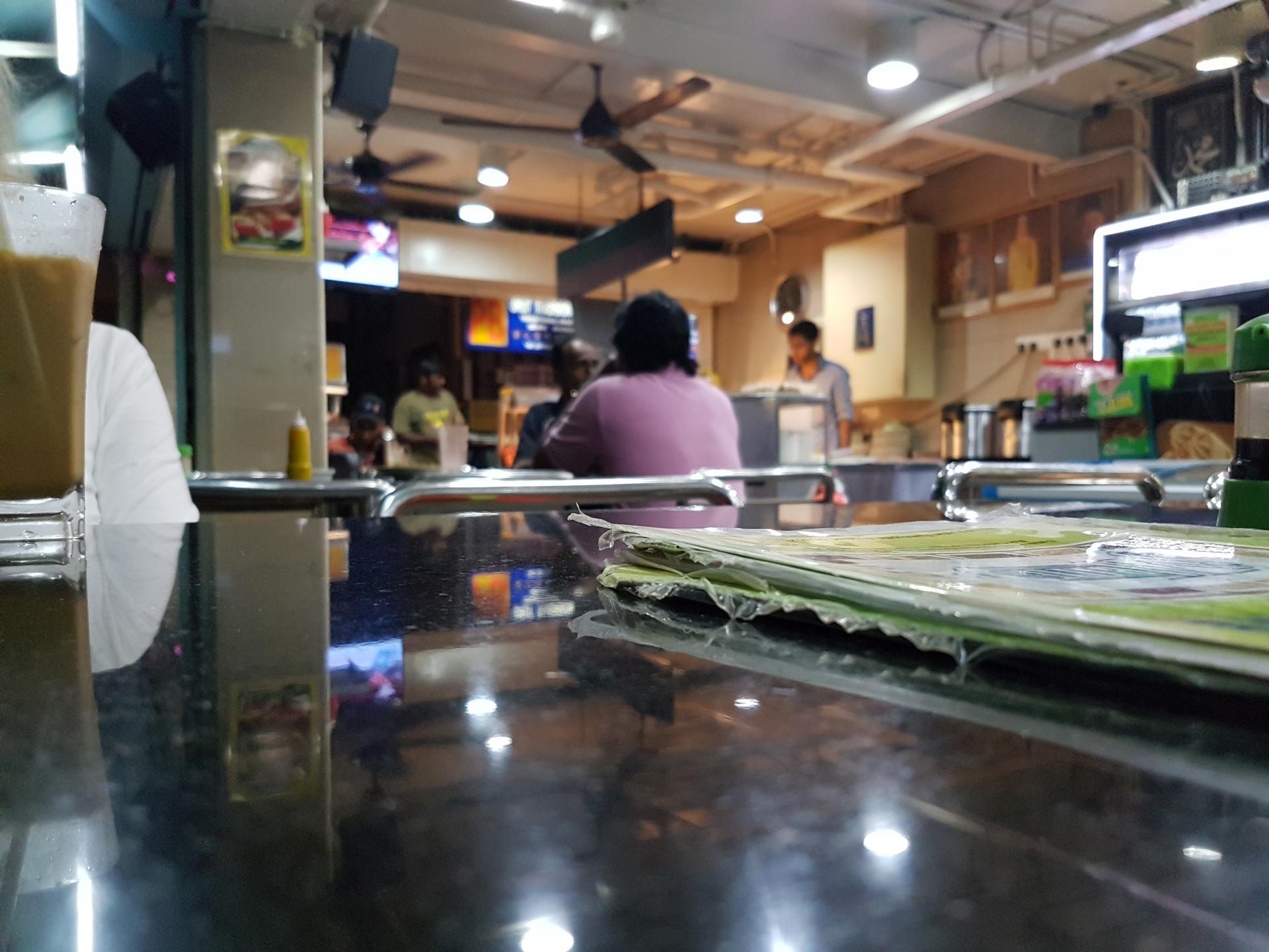 Кафе Куала-Лумпур