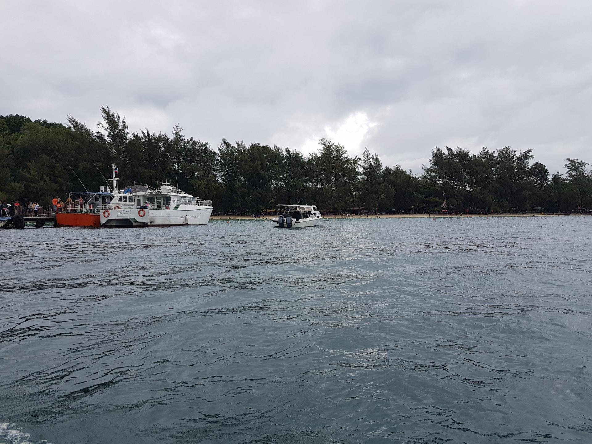 Остров Манукан