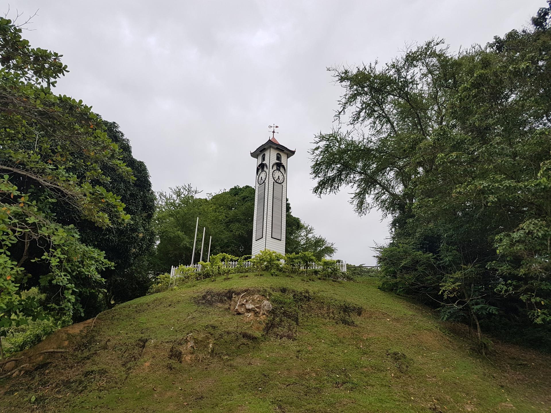 Часовая башня Аткинсона