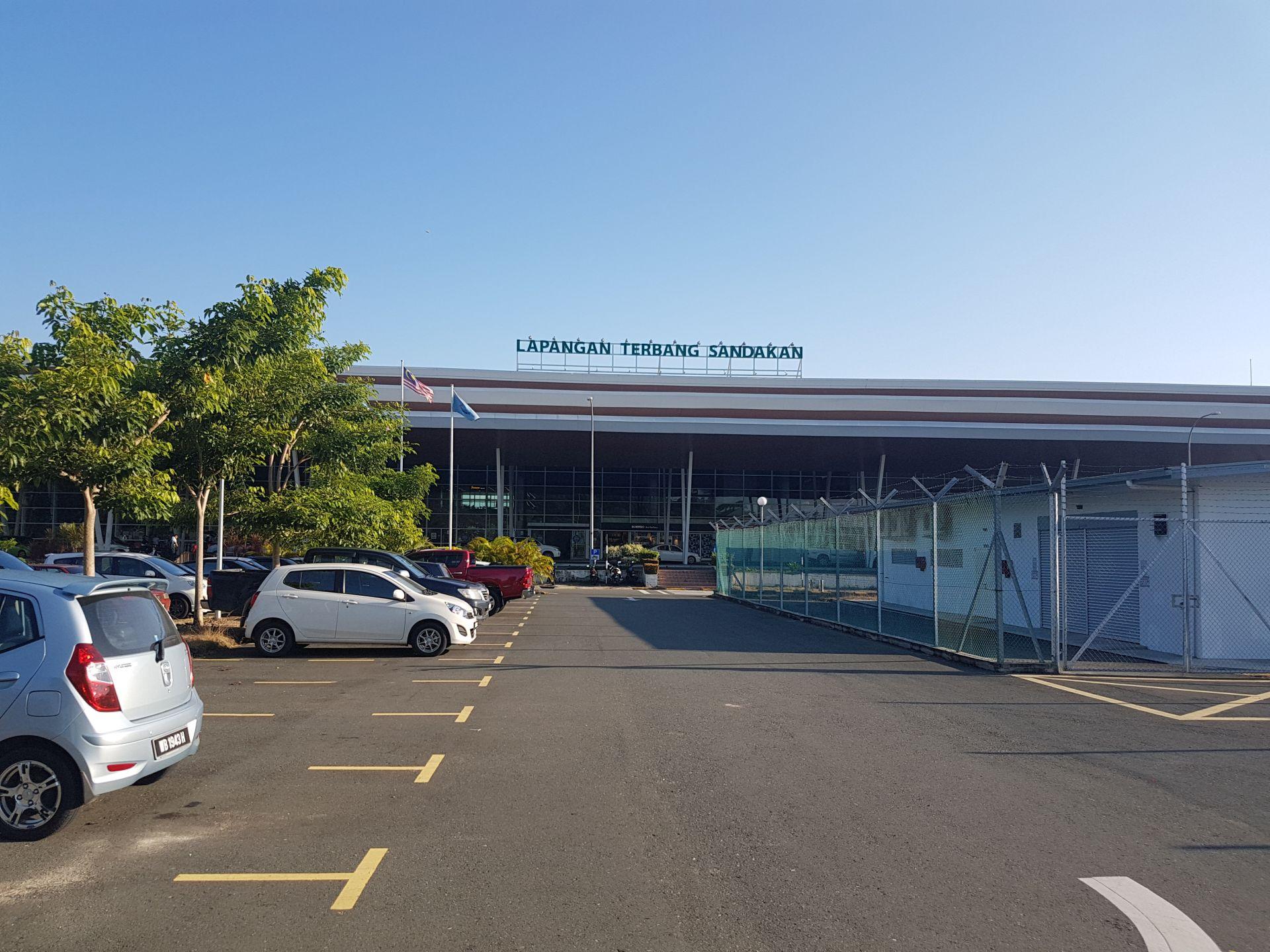 Аэропорт Сандакан