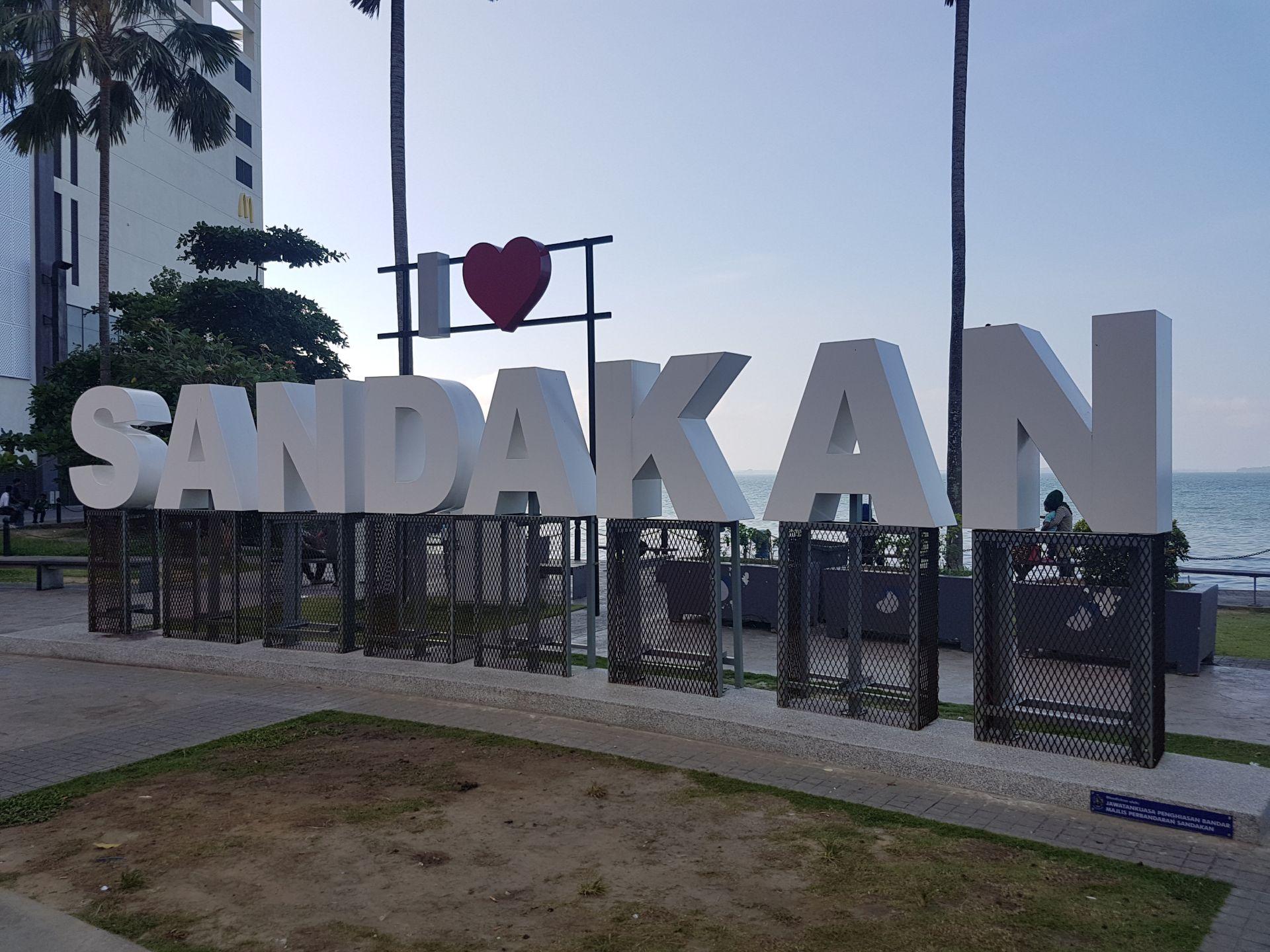 Сандакан