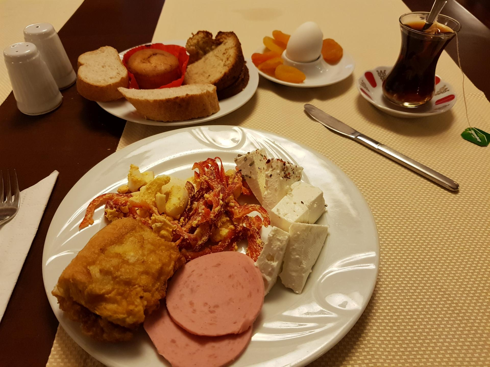 Бесплатный завтрак
