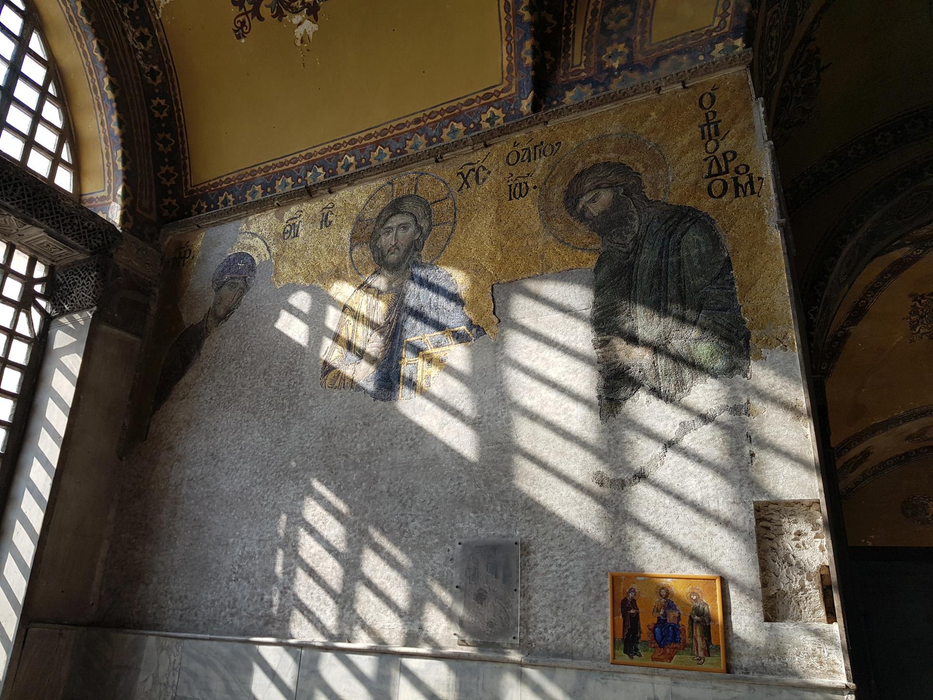Православные фрески