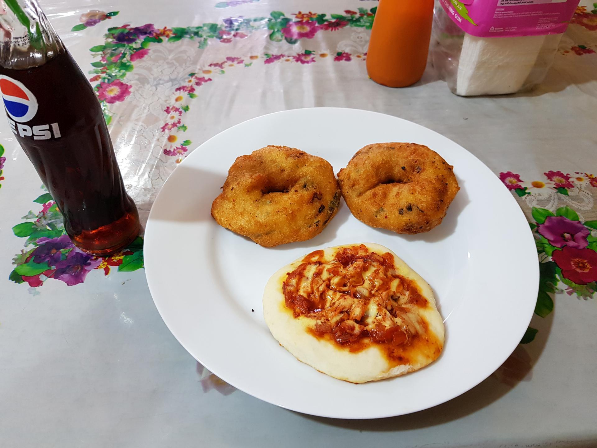Пончики на Шри-Ланке