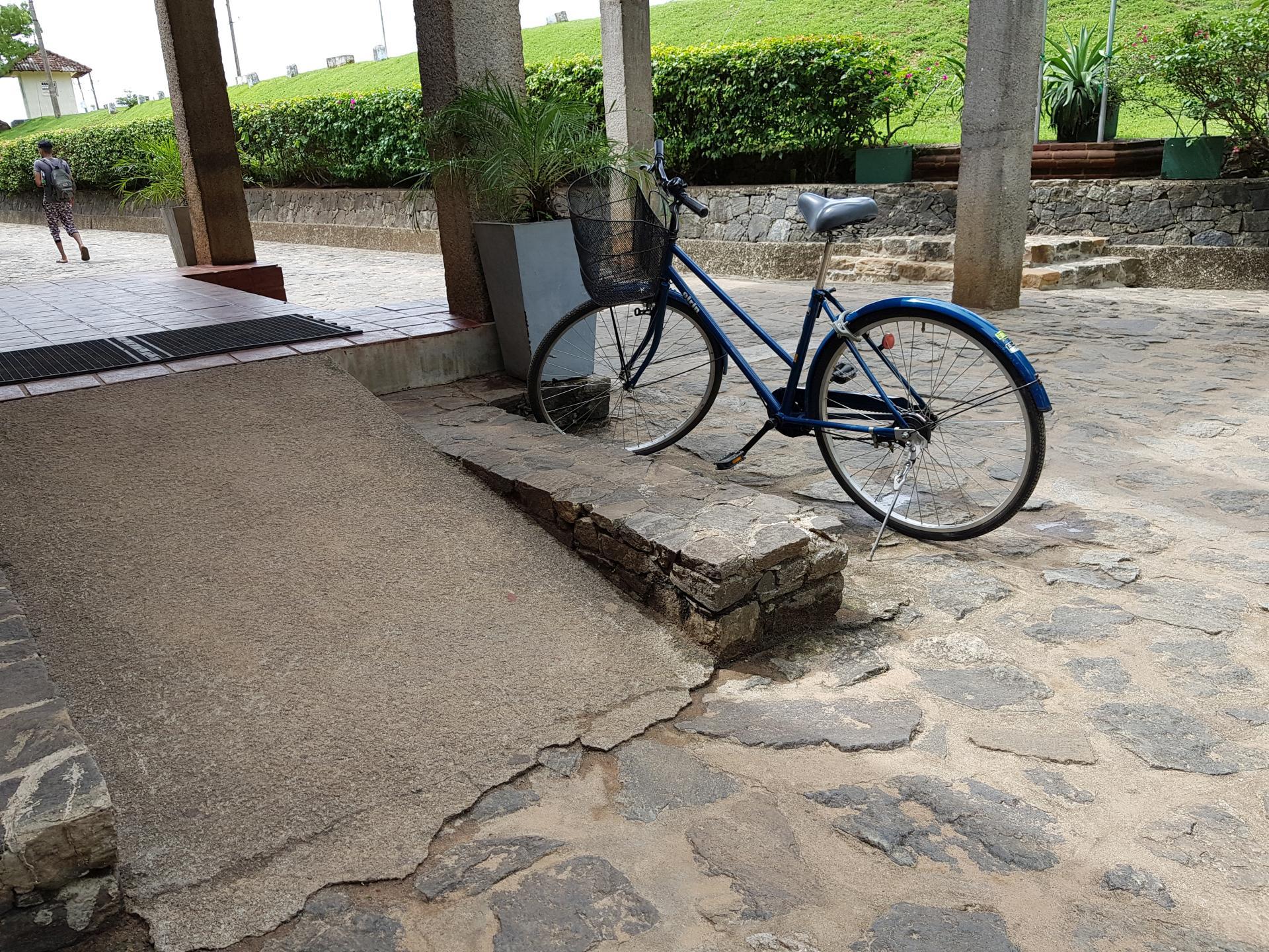 Велосипед на Шри-Ланке
