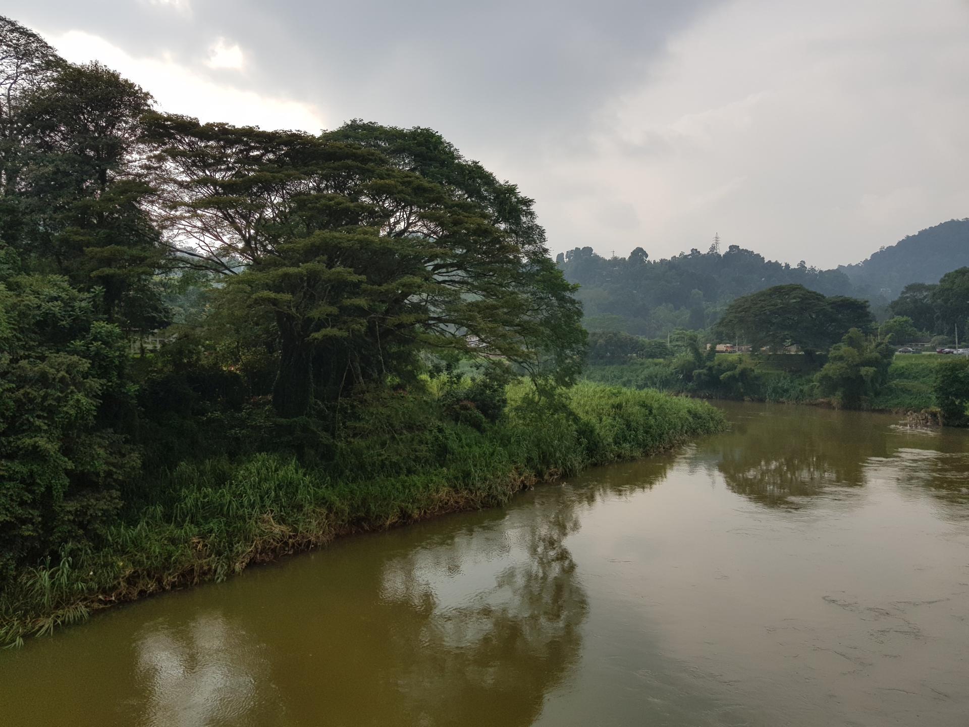 Река Махавели, Канди, Шри-Ланка