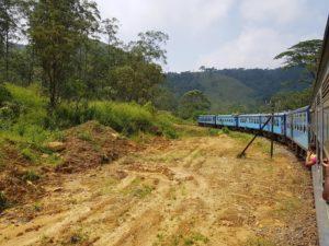 Вид из поезда, Шри-Ланка