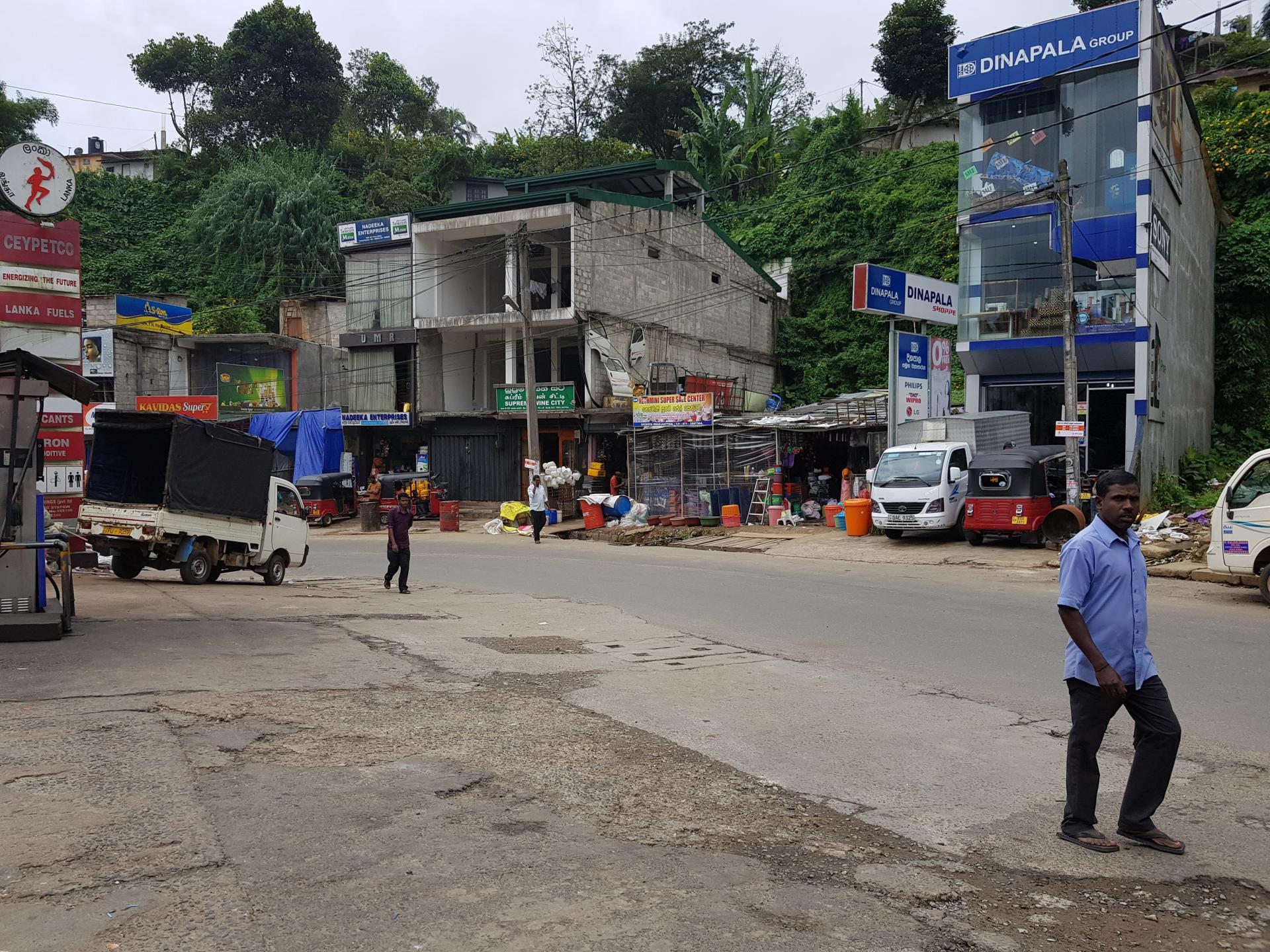Хаттон, Шри-Ланка