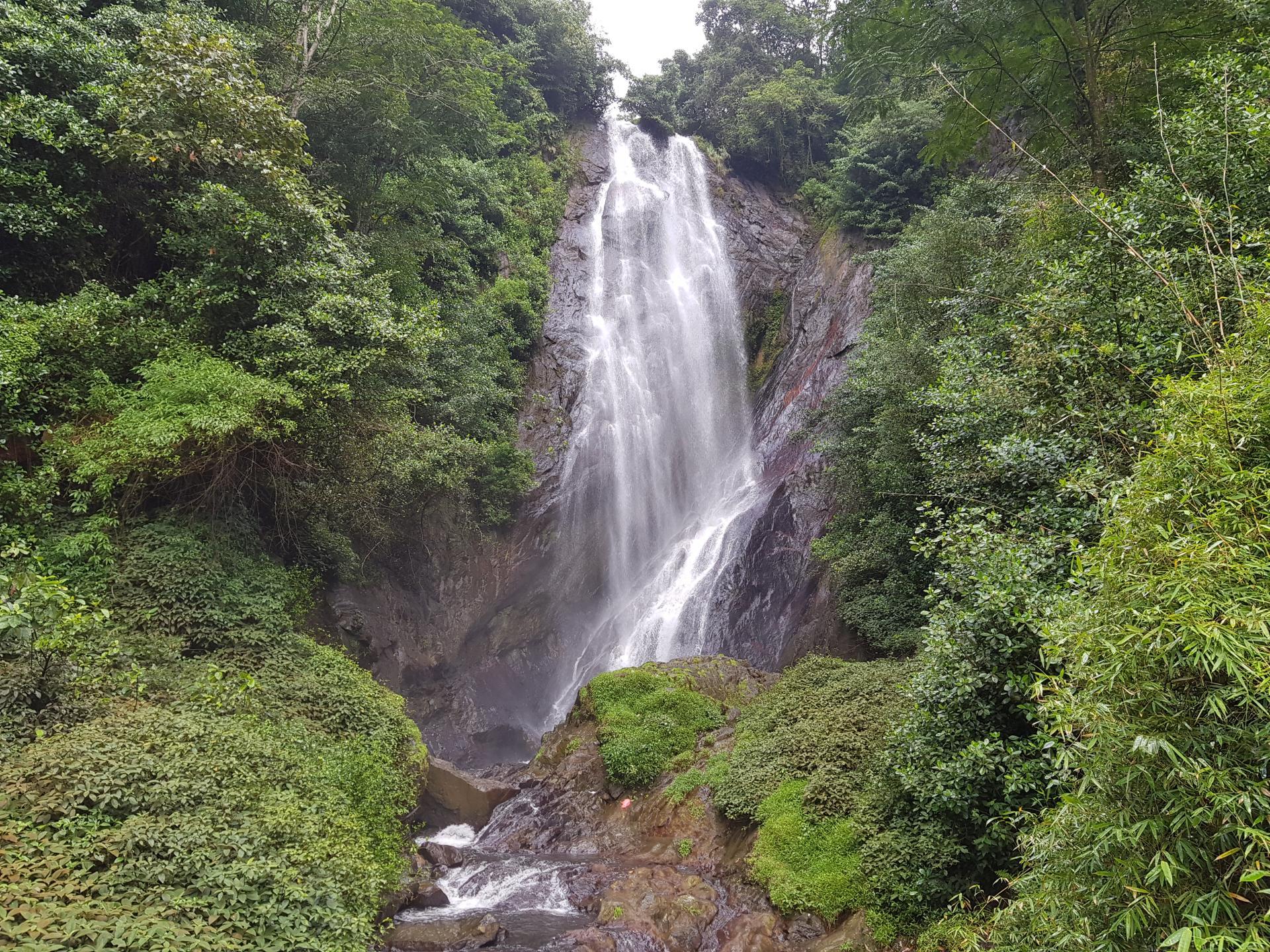 Водопад, Хаттон, Шри-Ланка