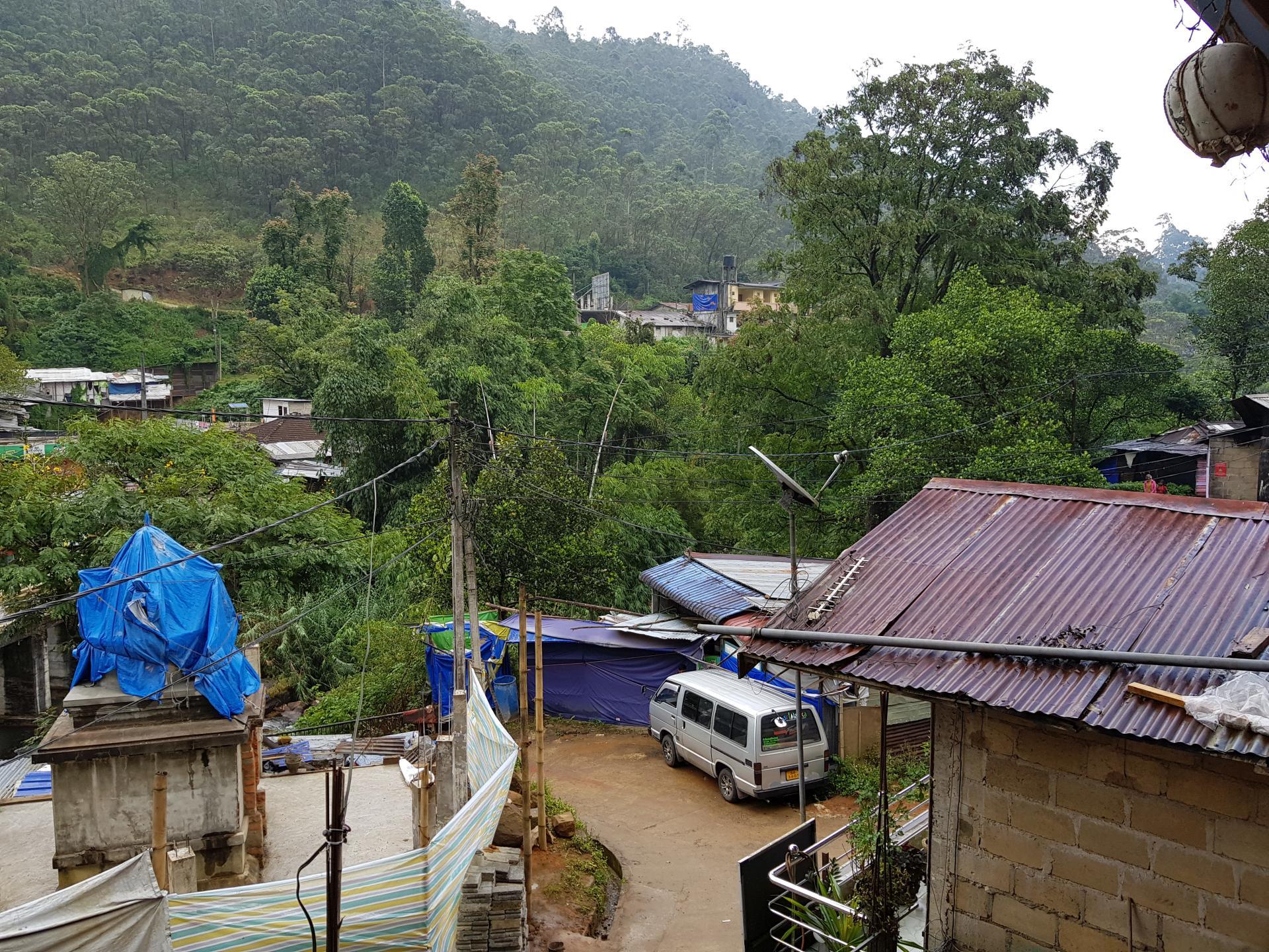 Далхаузи, Шри-Ланка