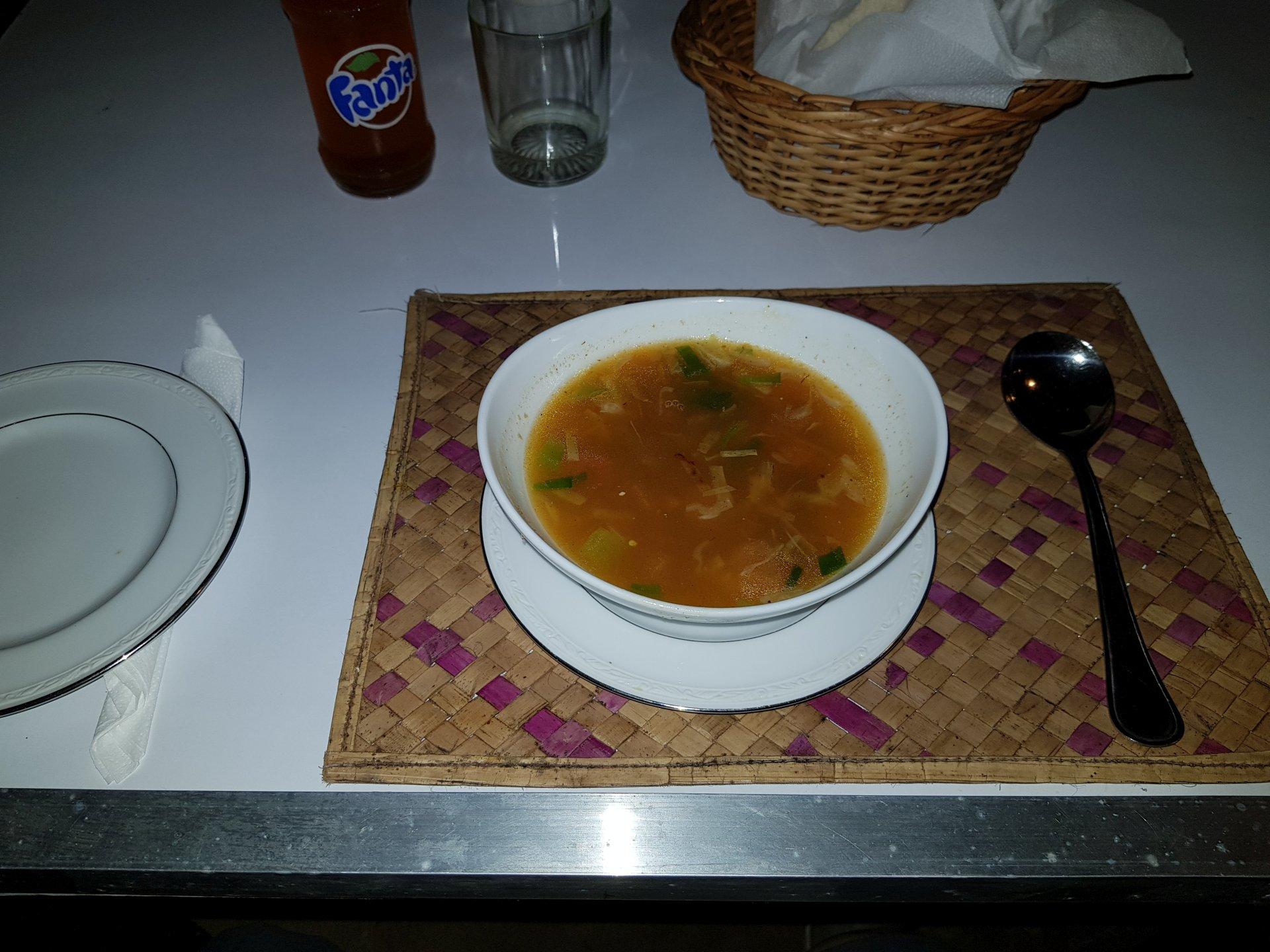 овощной суп том-ям