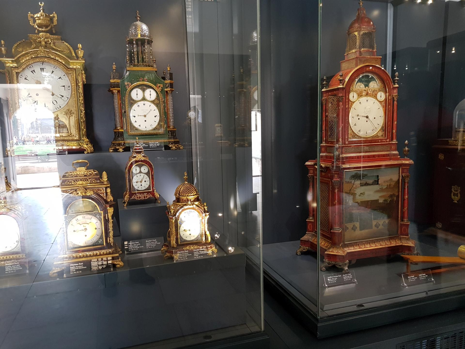 Часы в дворце Топкапы