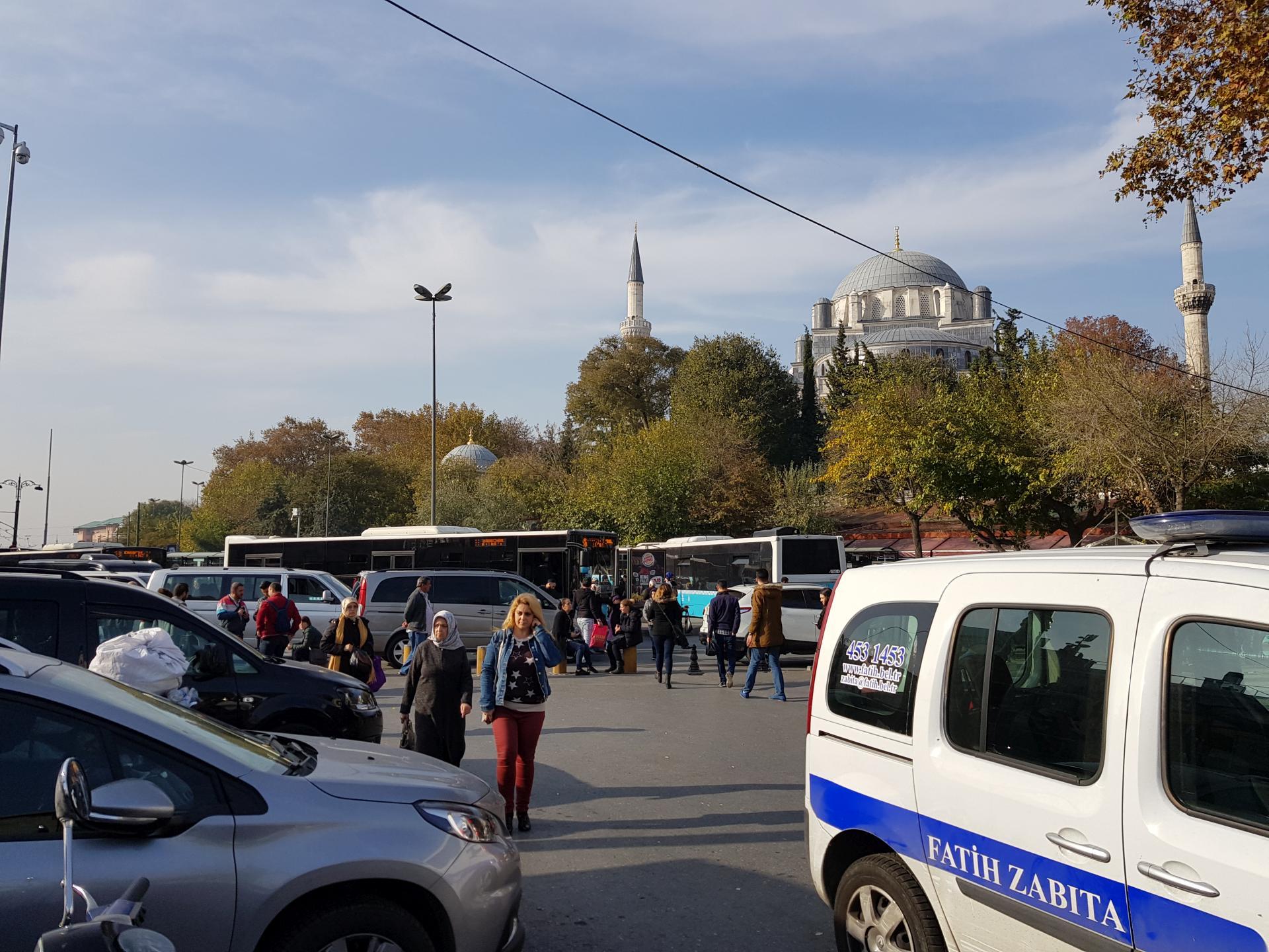 Улицы Стамбула, Турция
