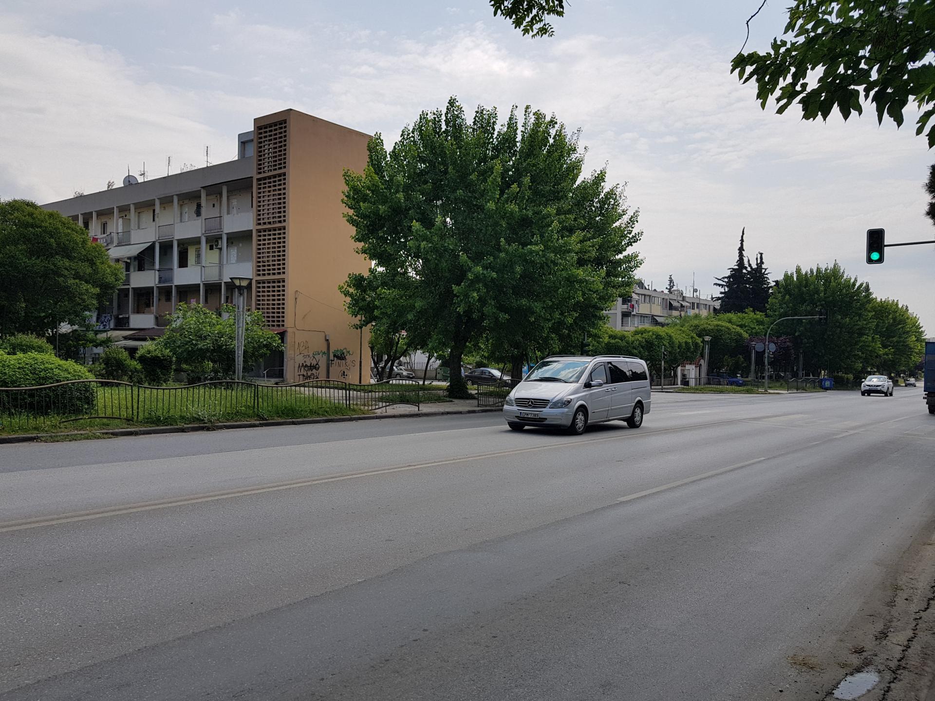 Улицы в Салониках
