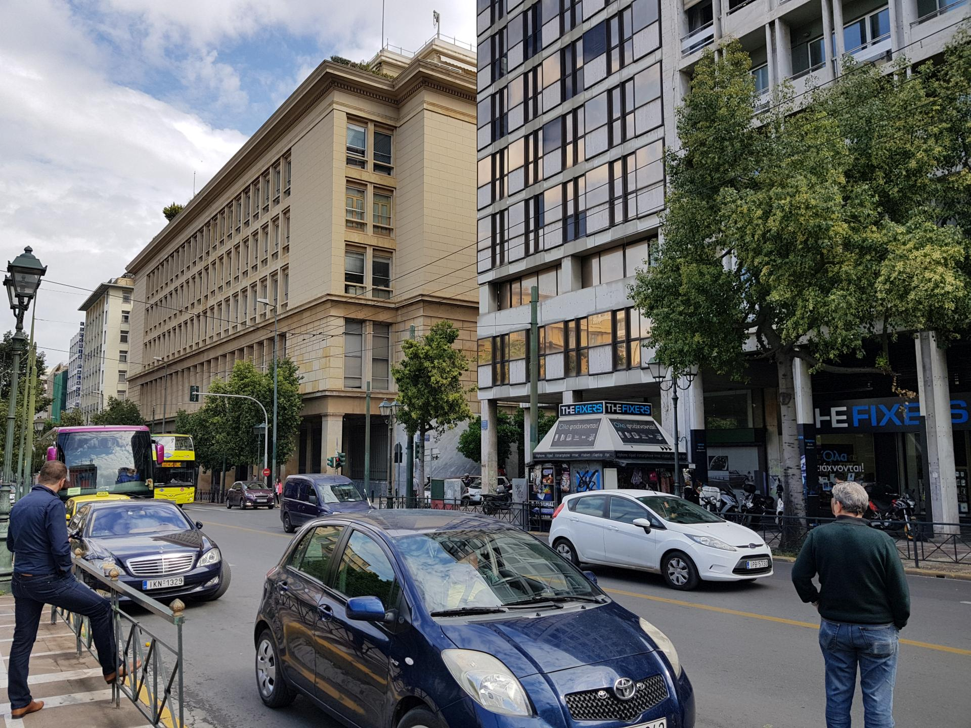 улица Афин