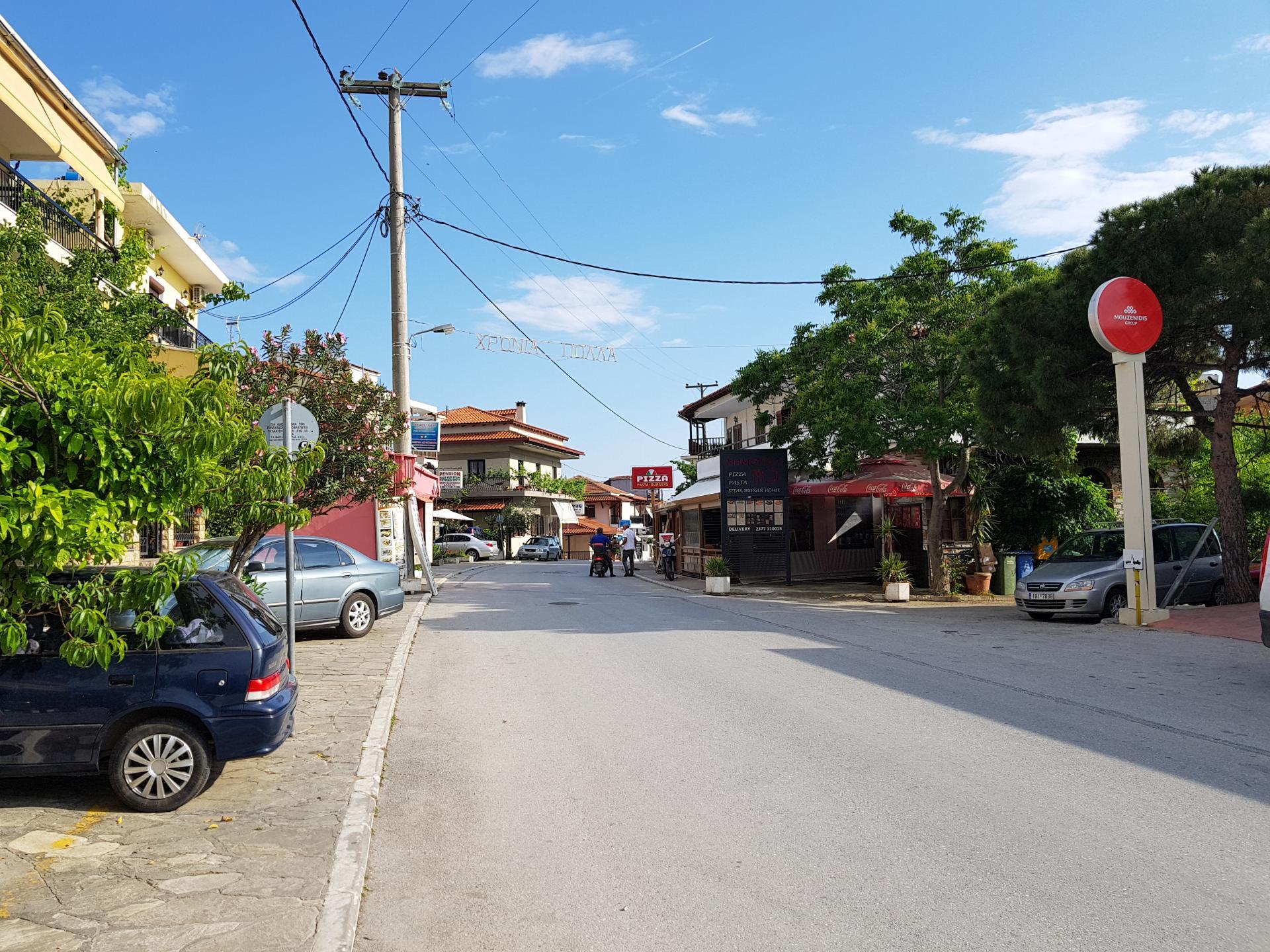 улочки Уранополиса