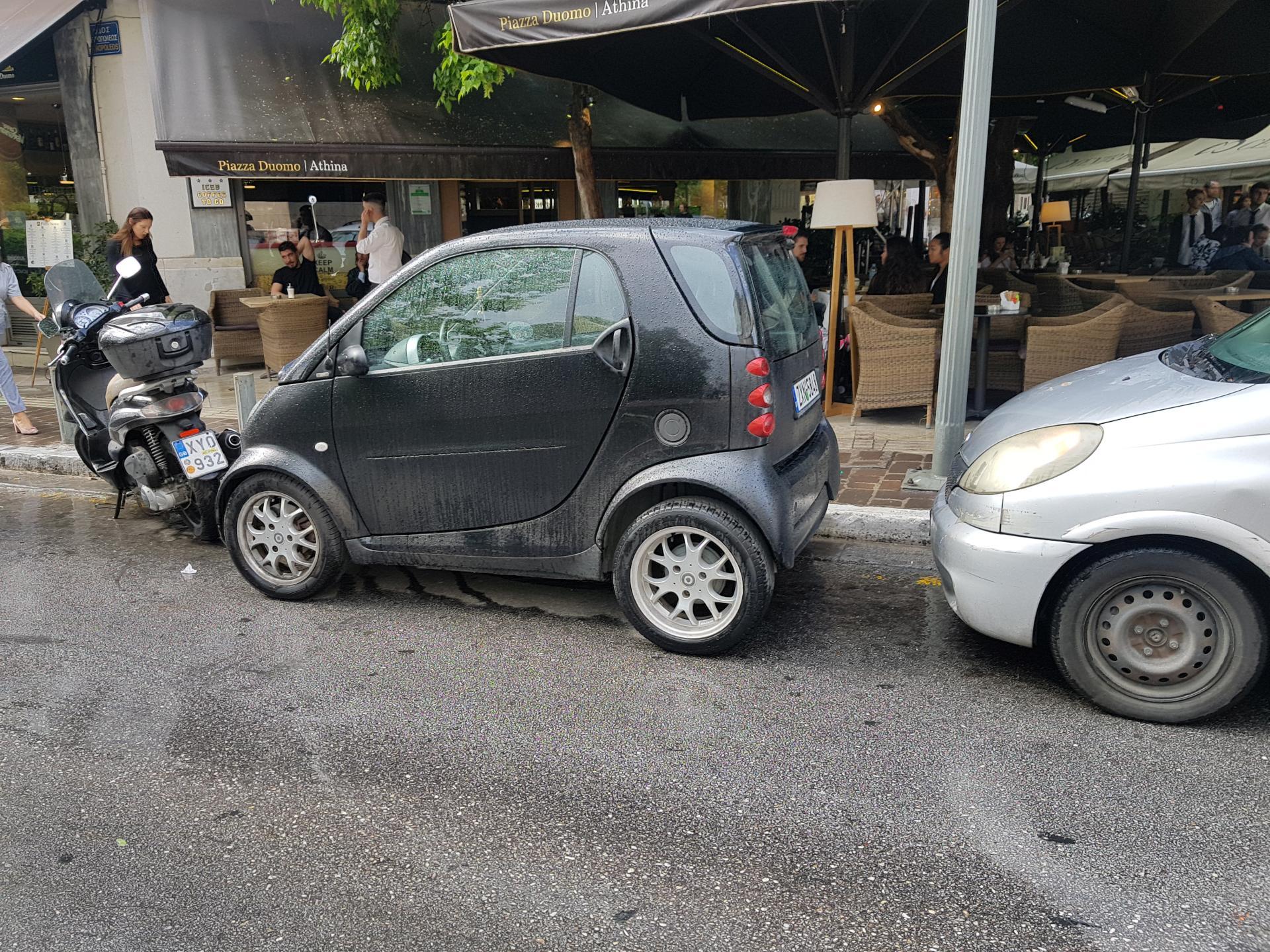 автомобиль smart