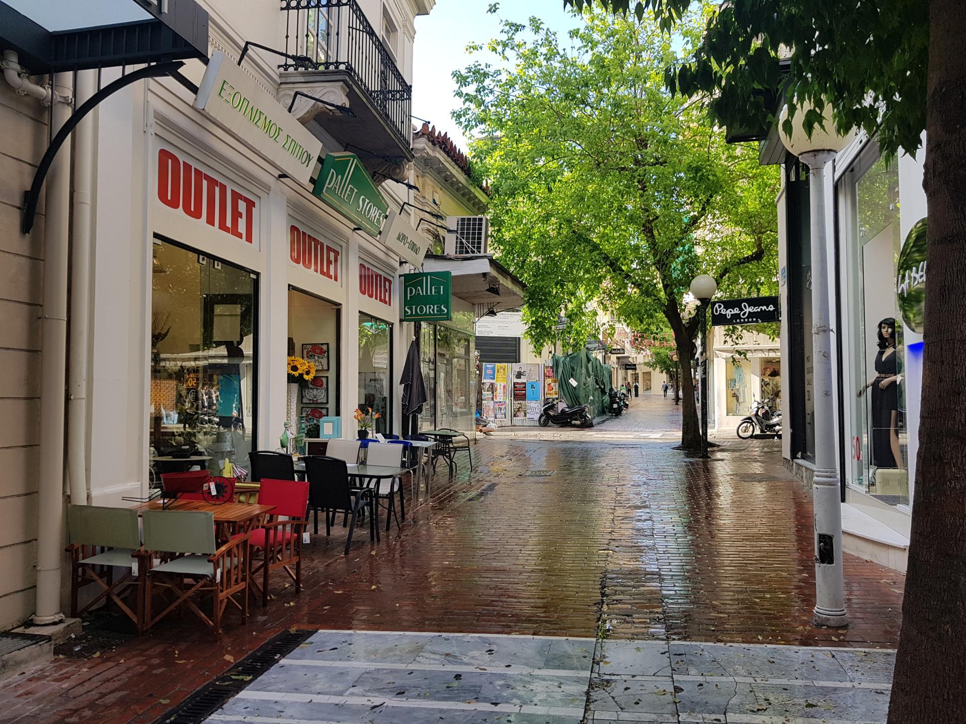улочки Афин