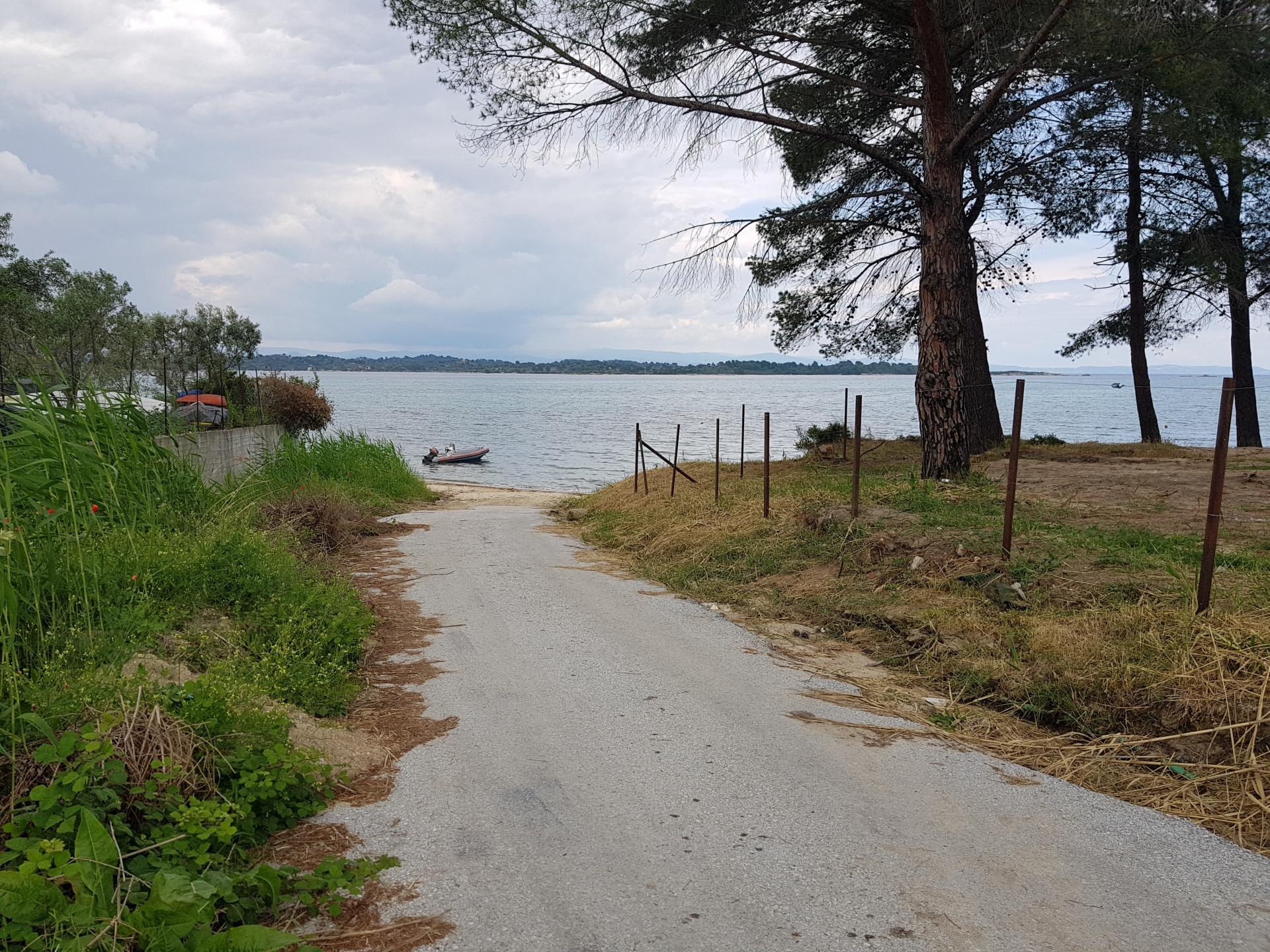дорога к морю в Вурвуру