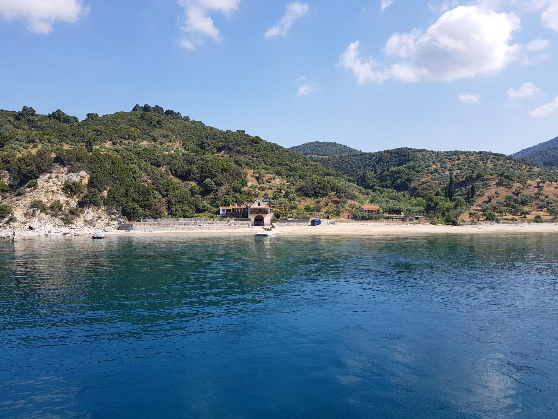 полуостров Афон