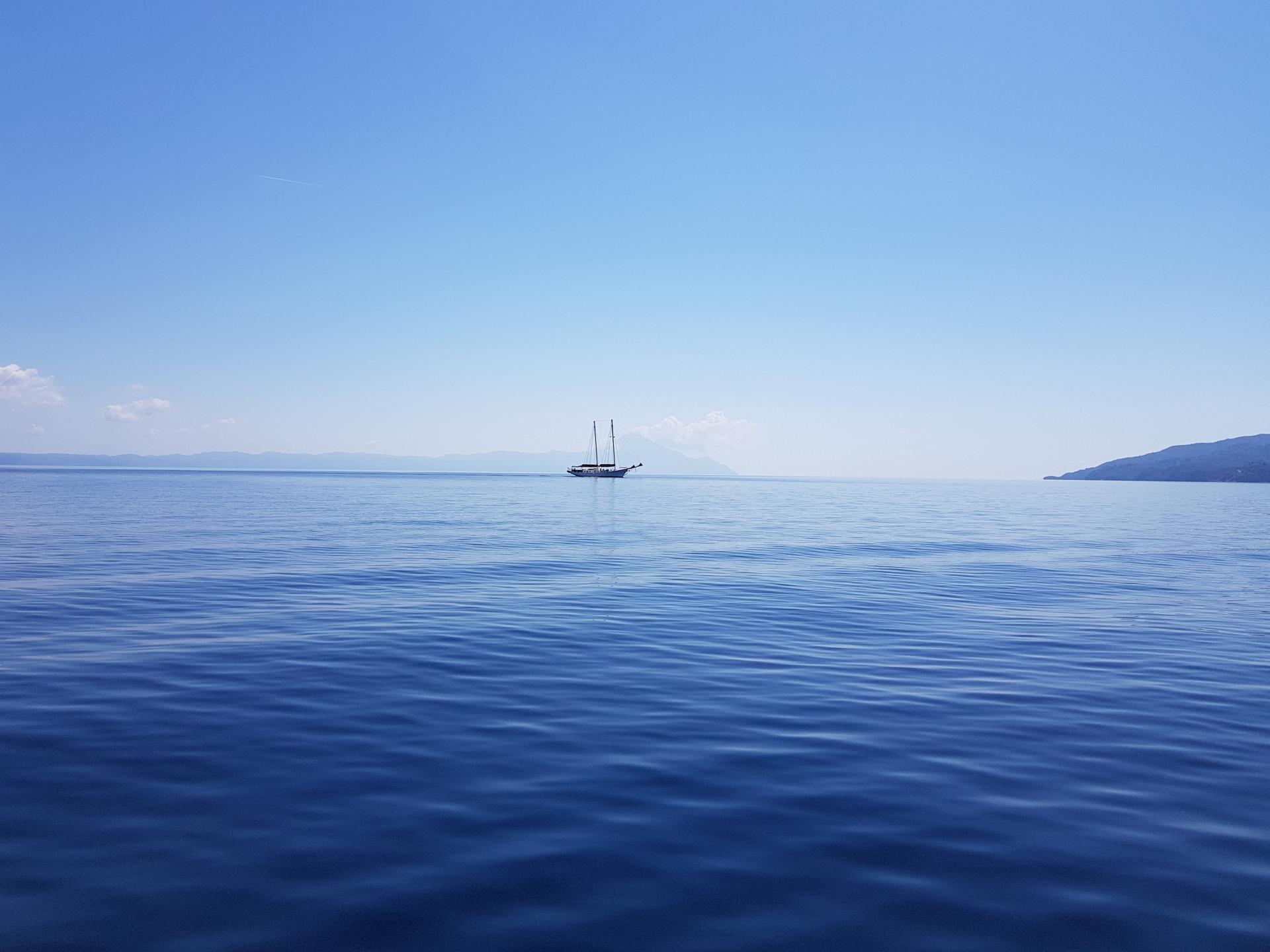 яхта в Вурвуру