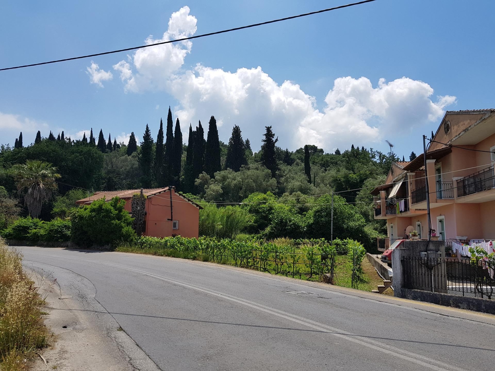 дороги в Греции