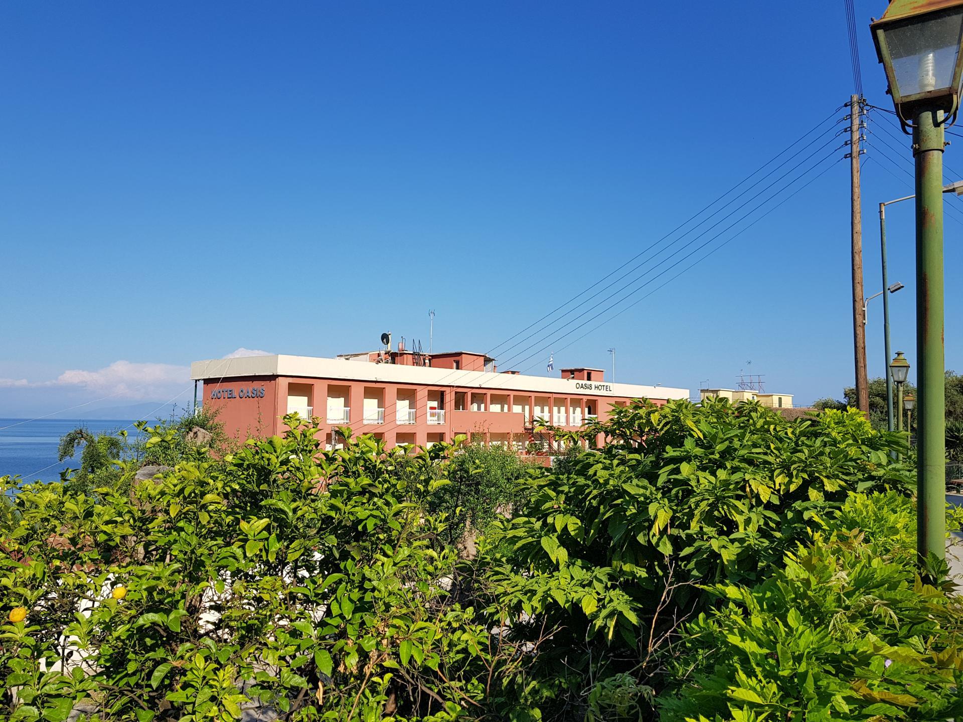 отель Oasis
