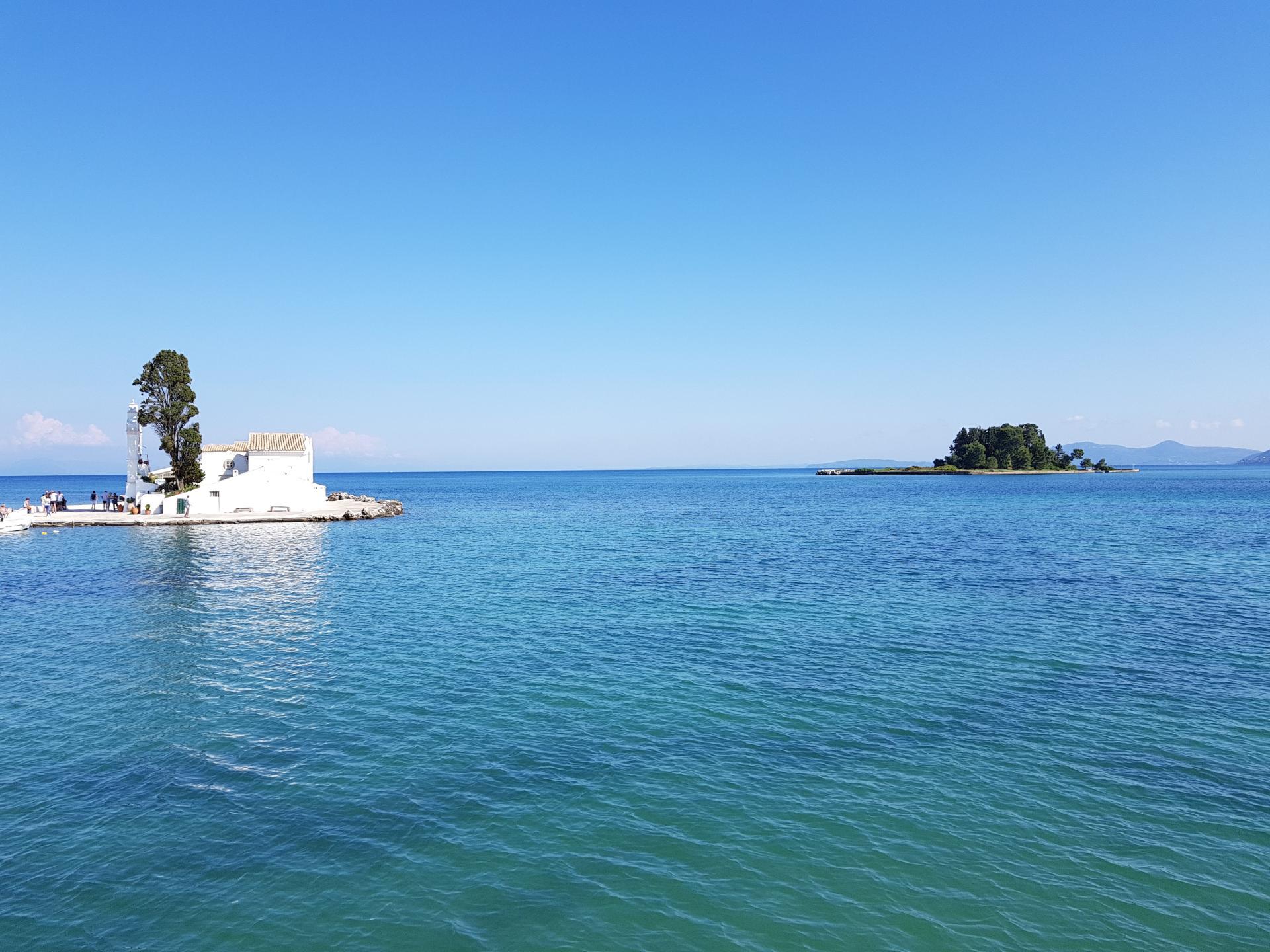 Монастырь Влахерна и Мышиный остров