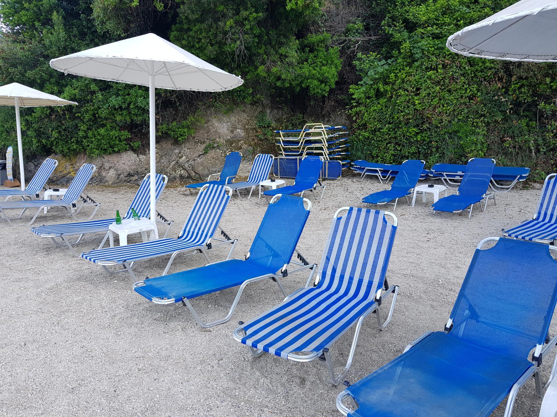 пляж отеля Oasis