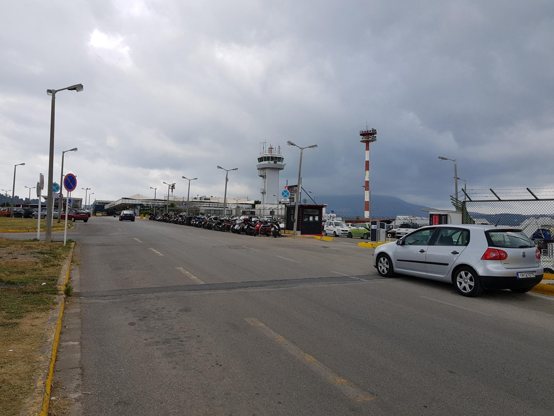 Аэропорт Керкиры, Корфу