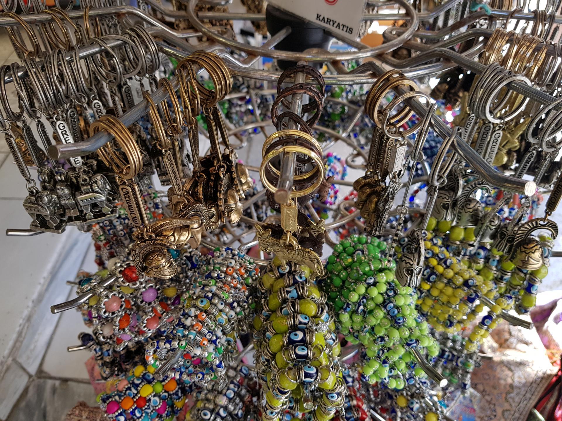 греческие сувениры