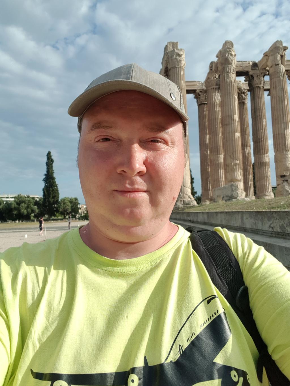 Вятский Лапоть в Греции