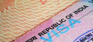 виза Индии