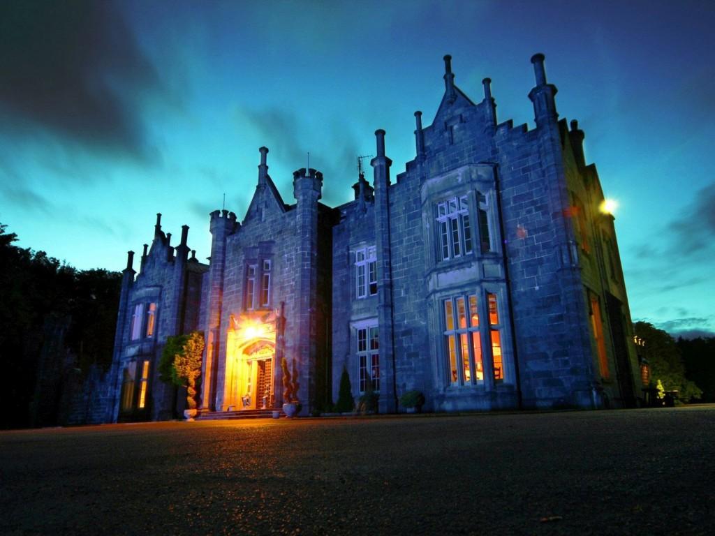 ночь замков