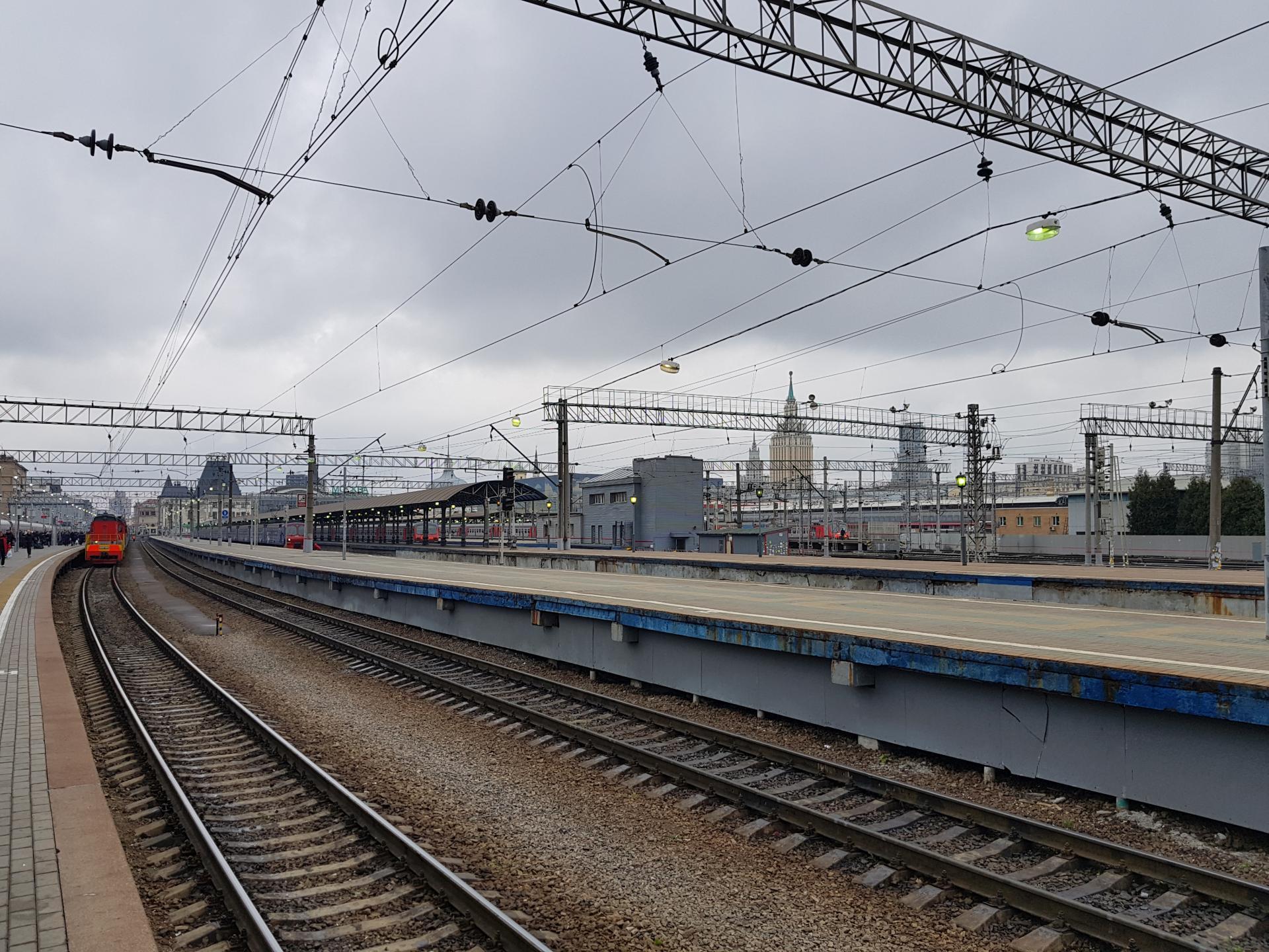 Ярославский вокзал
