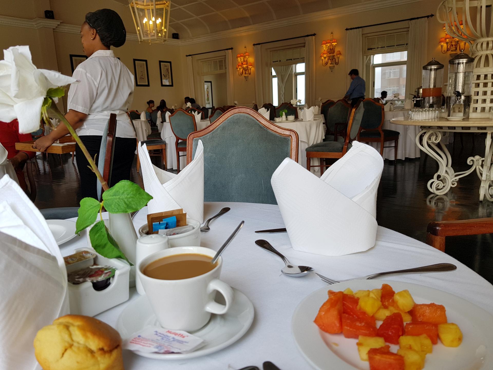 африканское кафе