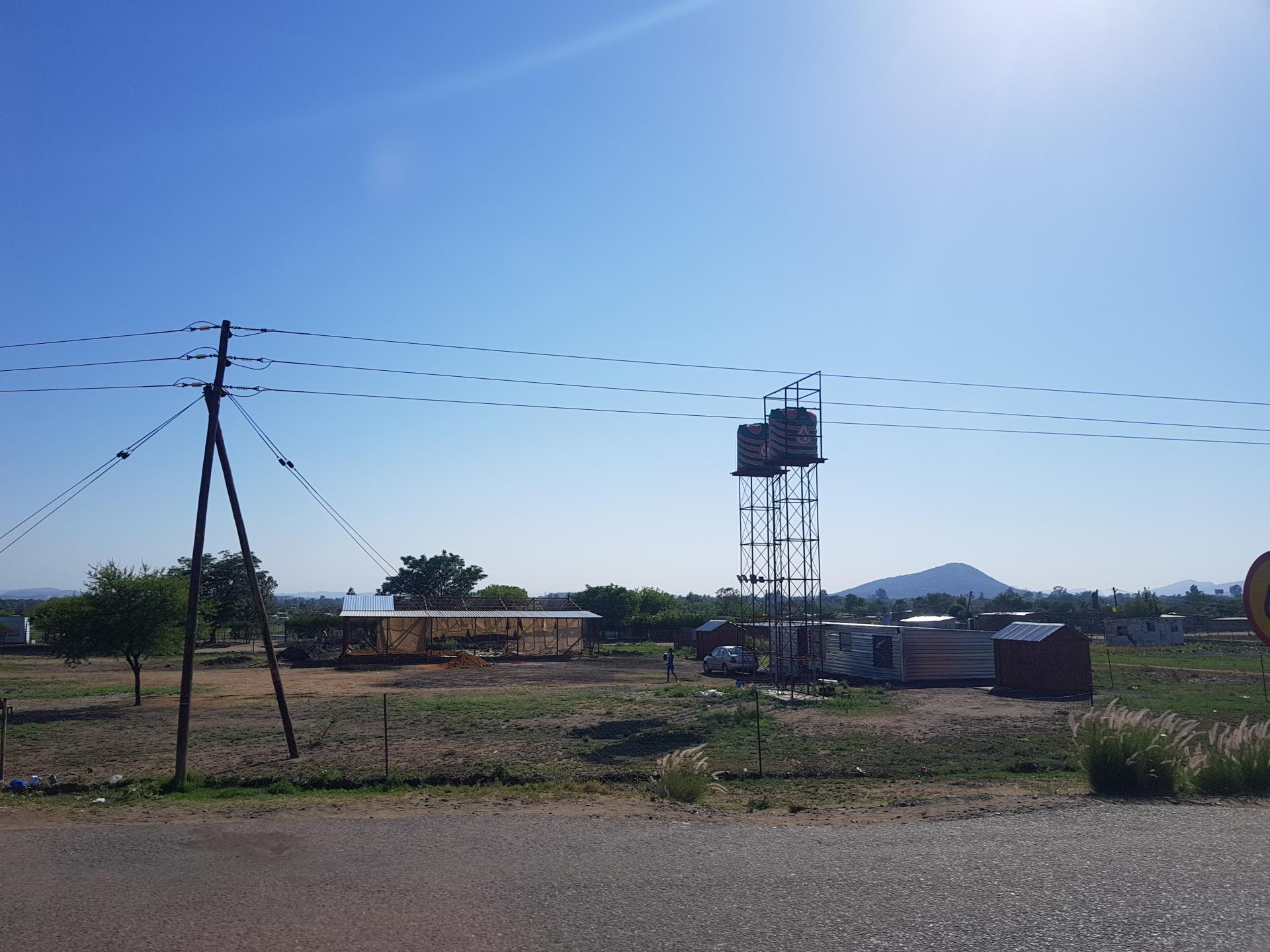 водонапорные башни в ЮАР