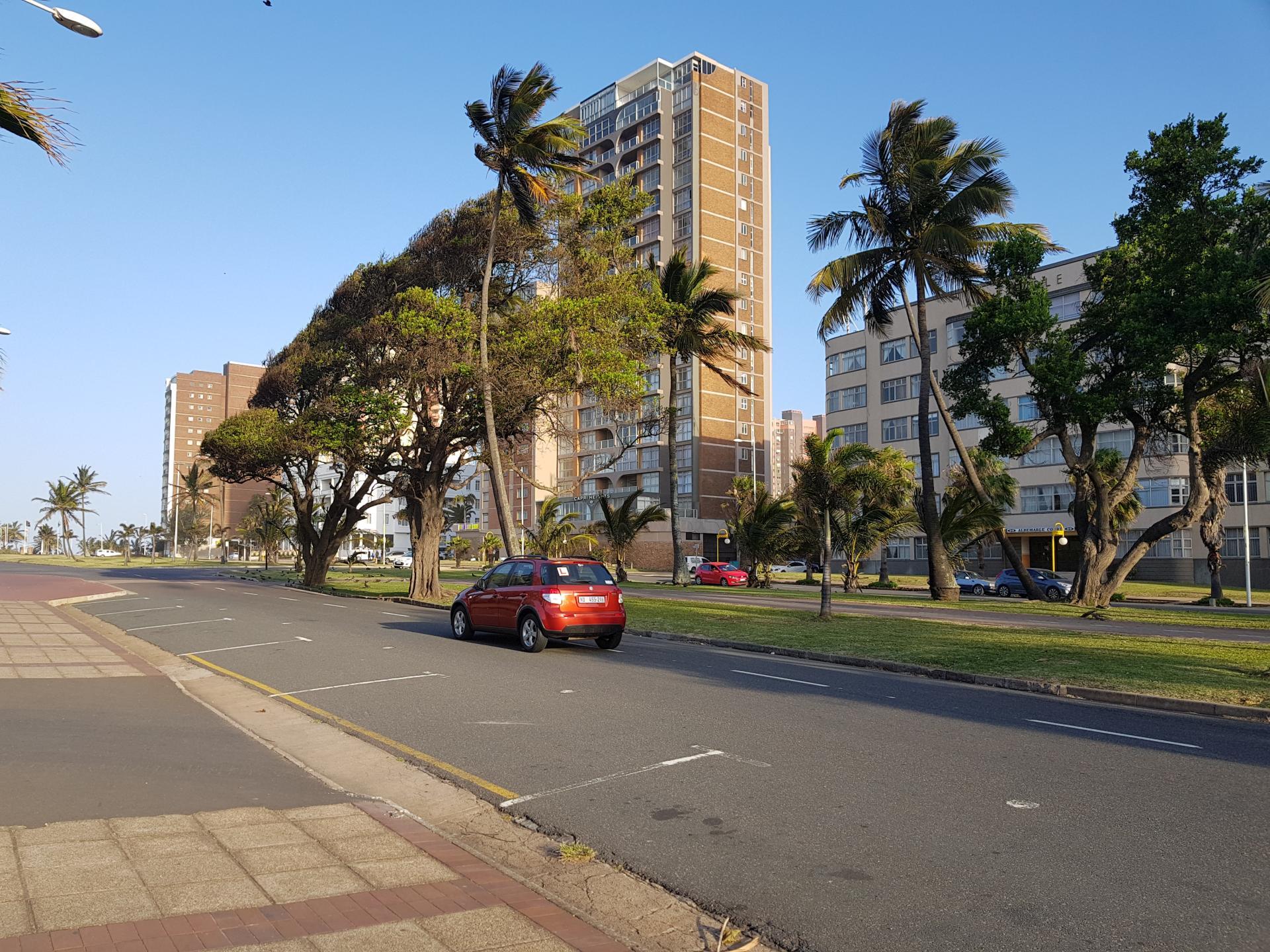 Улицы в Дурбане, ЮАР