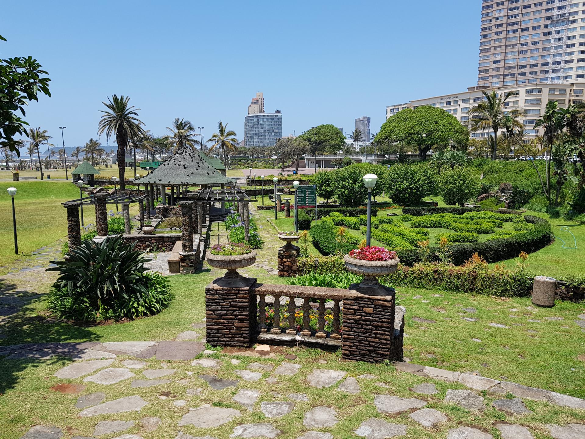 Парк, Дурбан, ЮАР