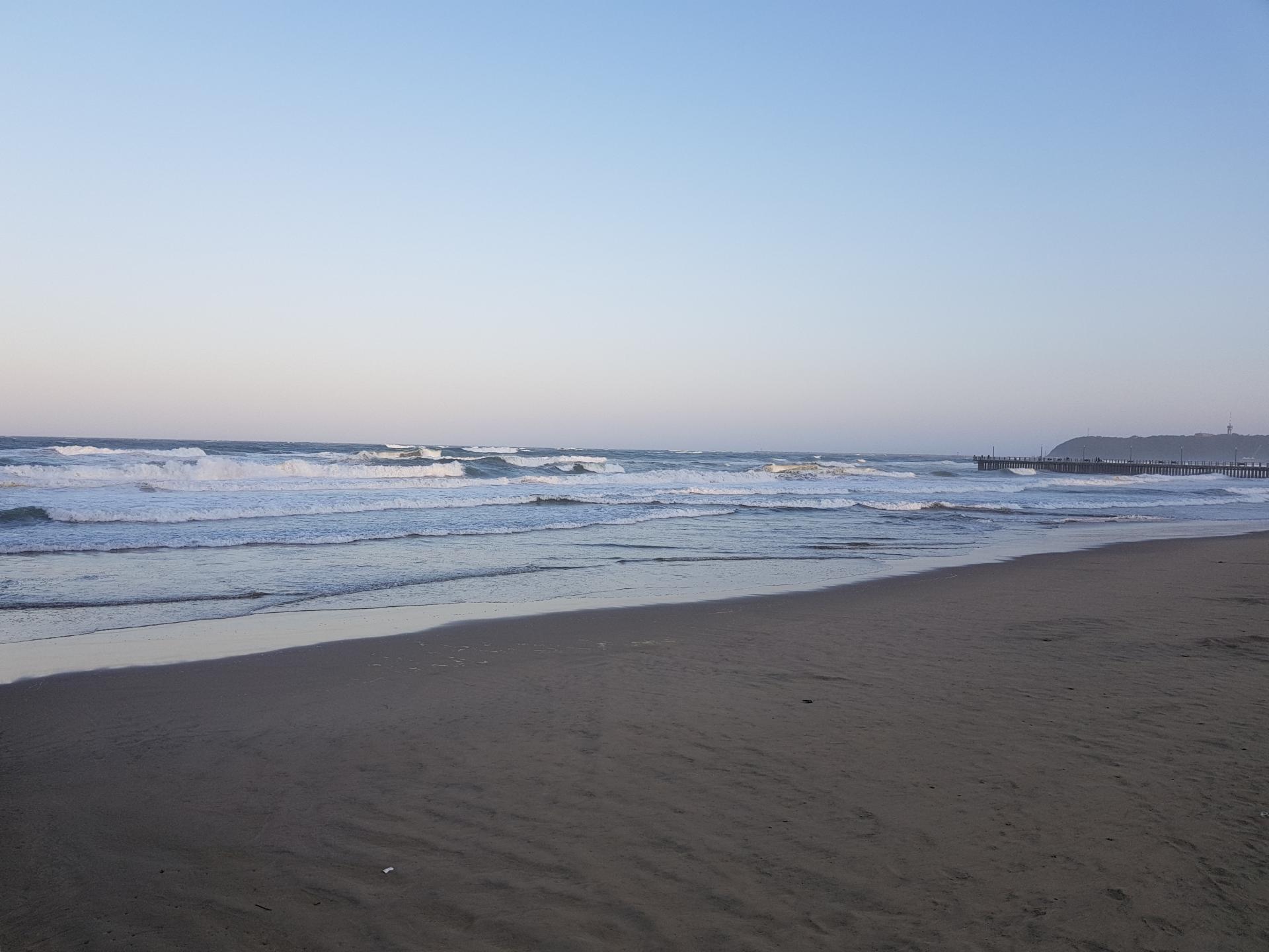 пляж Дурбана, ЮАР