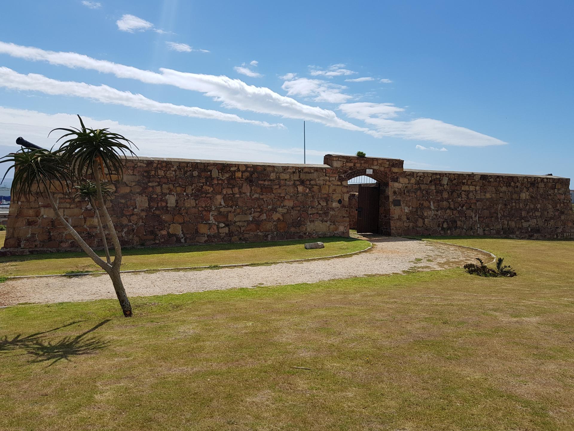 Форт Фредерик, Порт-Элизабет