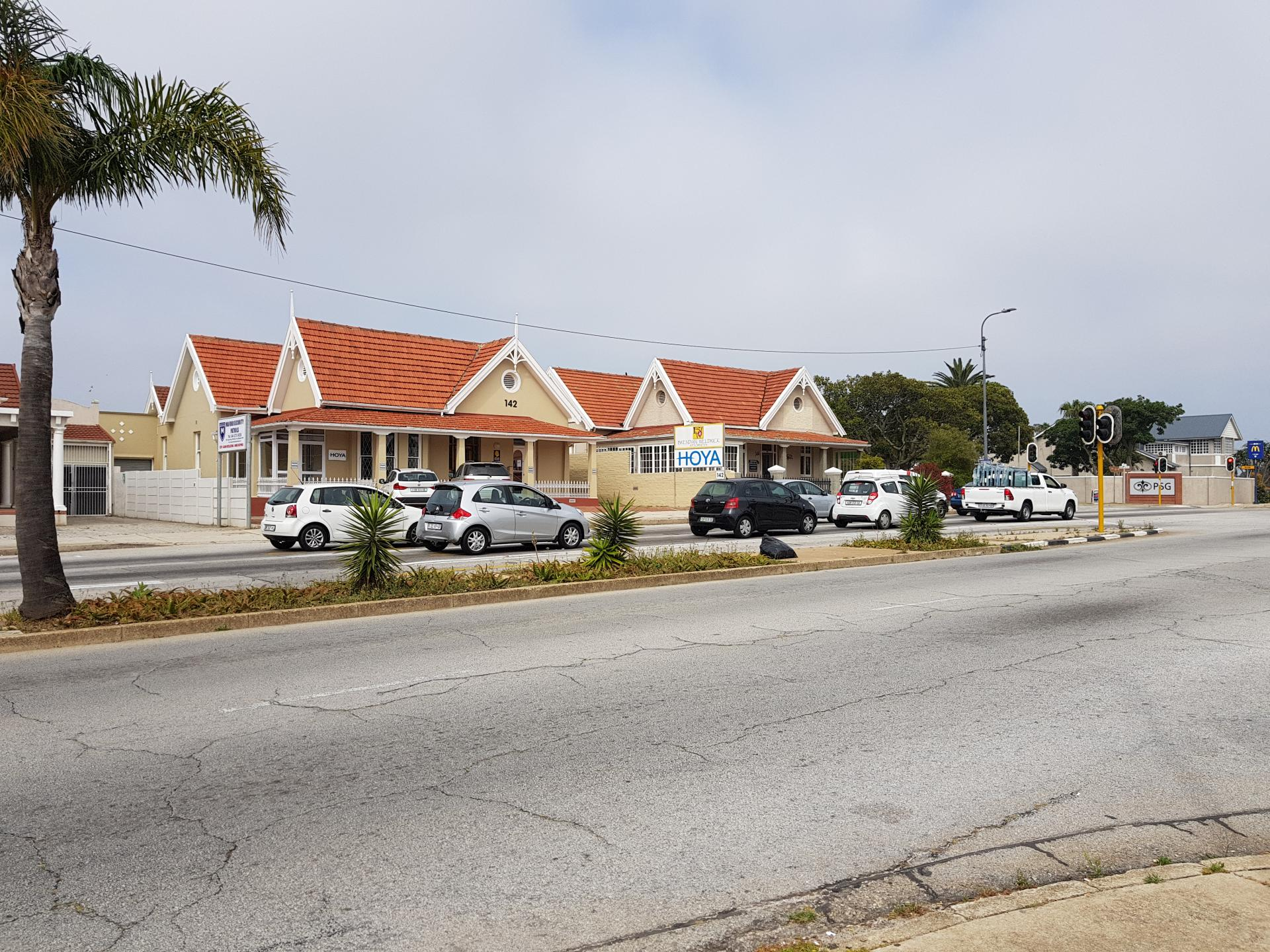 улицы Порт-Элизабет, ЮАР
