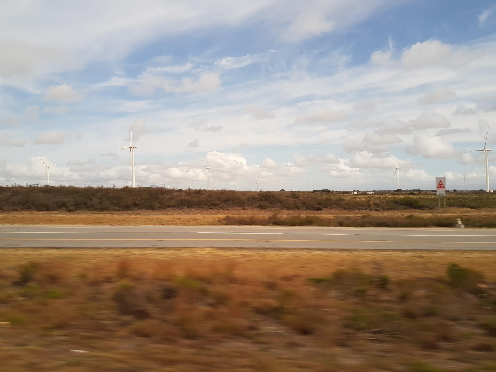 ветряки в ЮАР