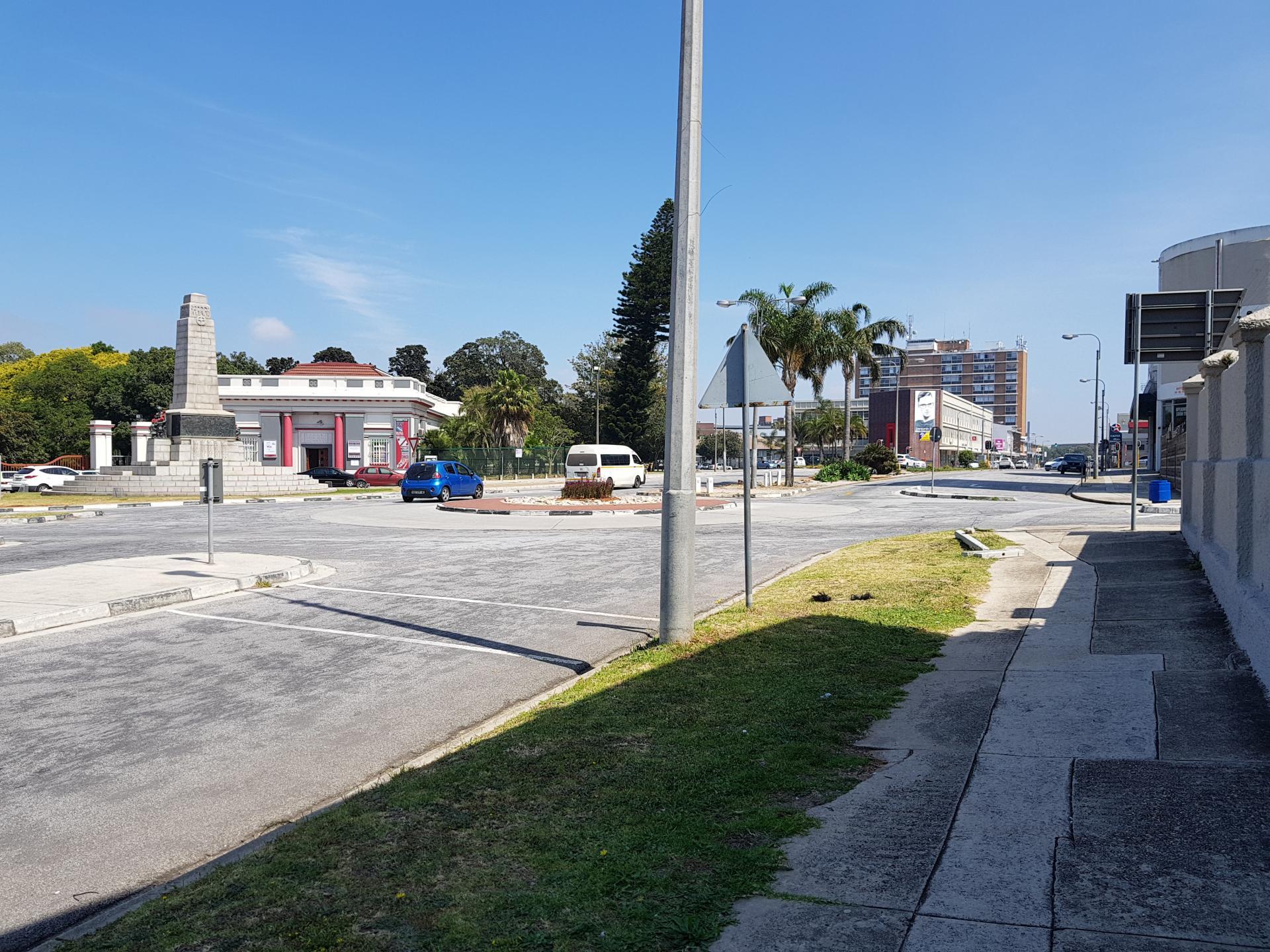 Монумент в Порт-Элизабет