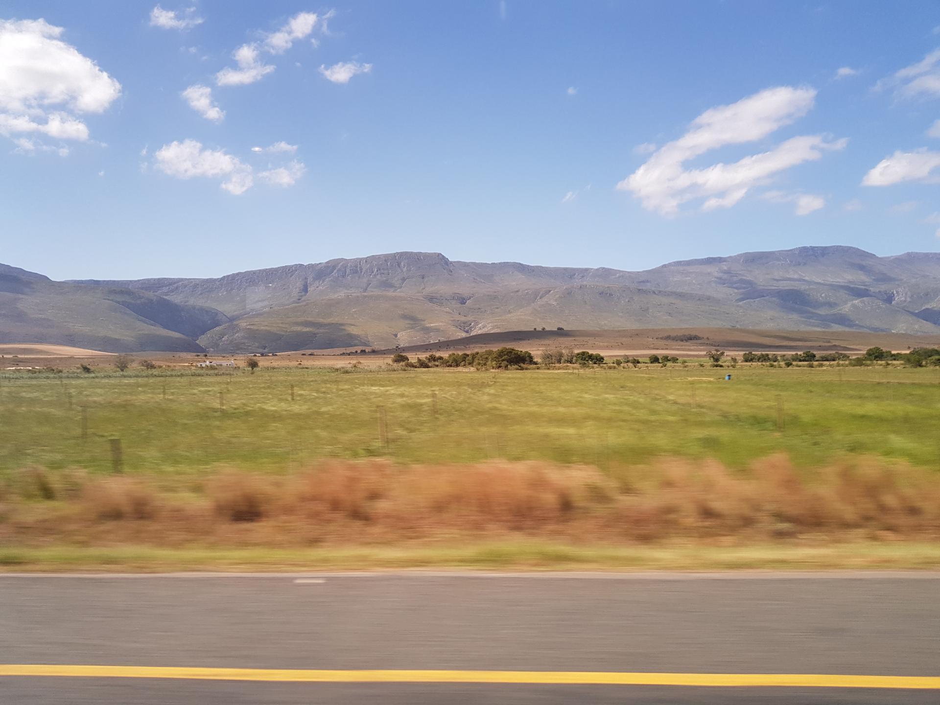 системы автоматического полива в ЮАР