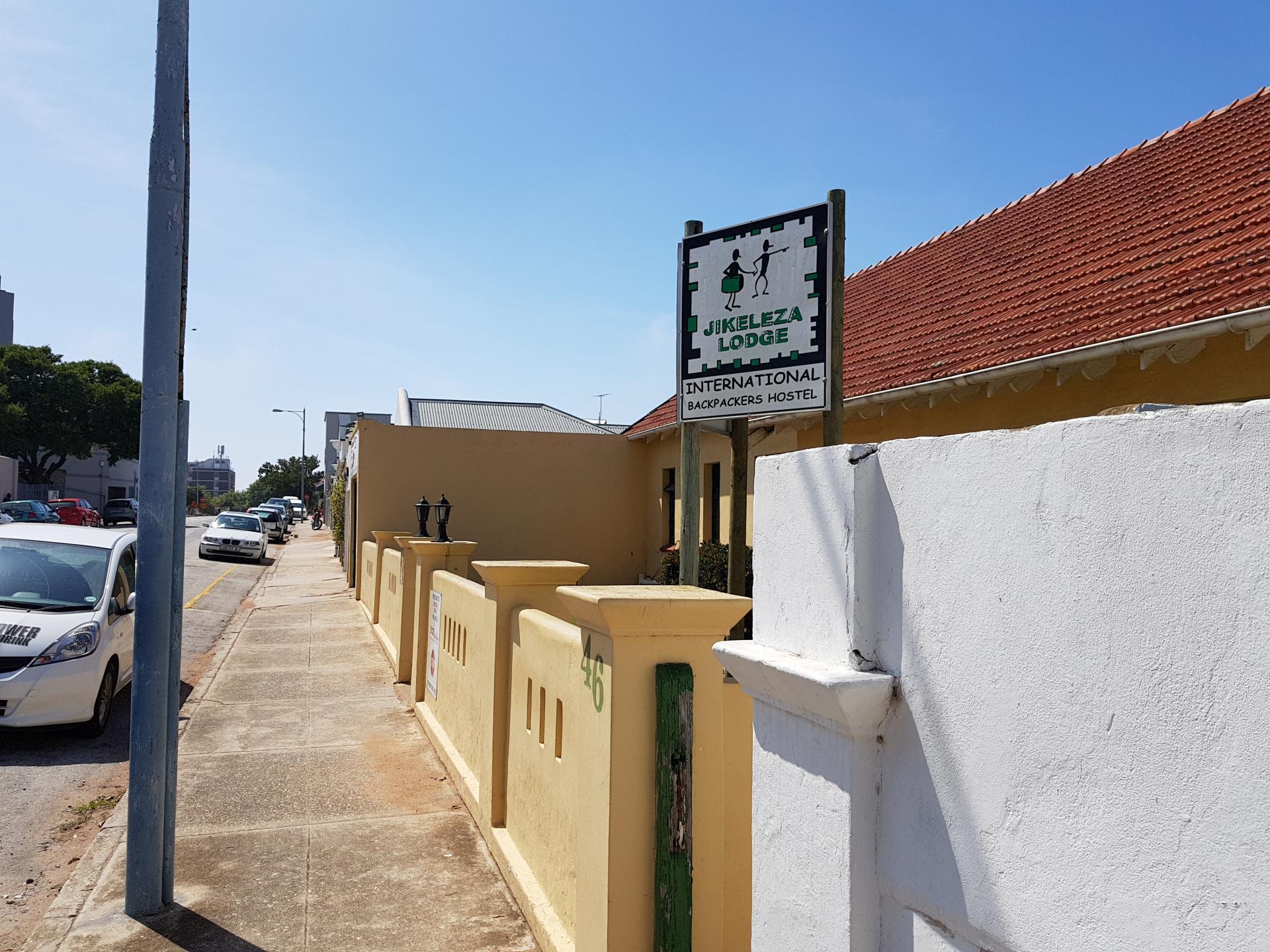 Jikeleza Lodge, Порт-Элизабет