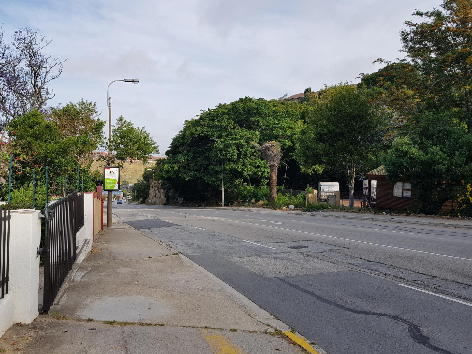 улица в Порт-Элизабет