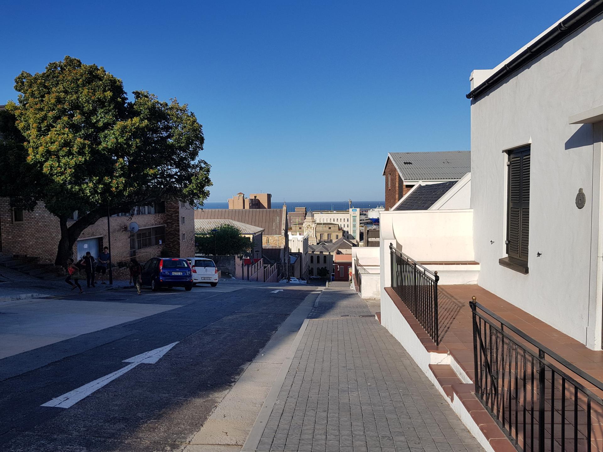 улицы Порт-Элизабет
